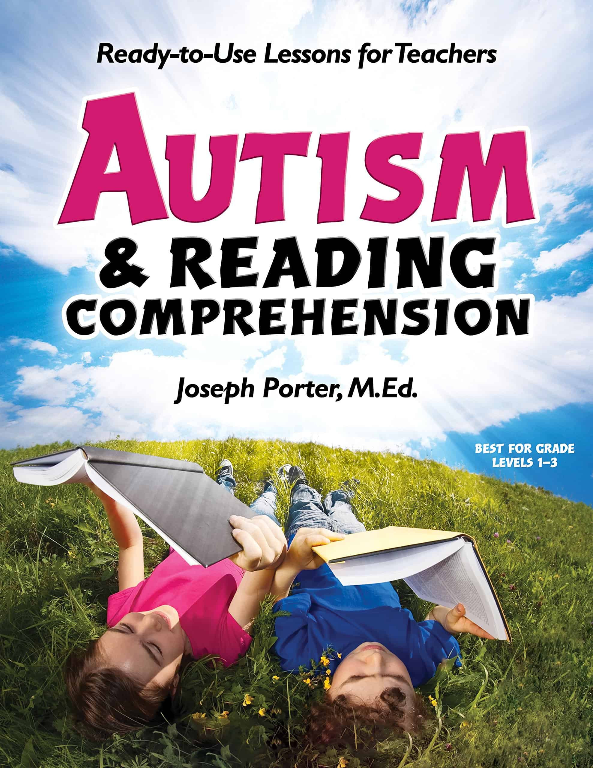 Autism Reading Comprehension Worksheets Autism and Reading Prehension