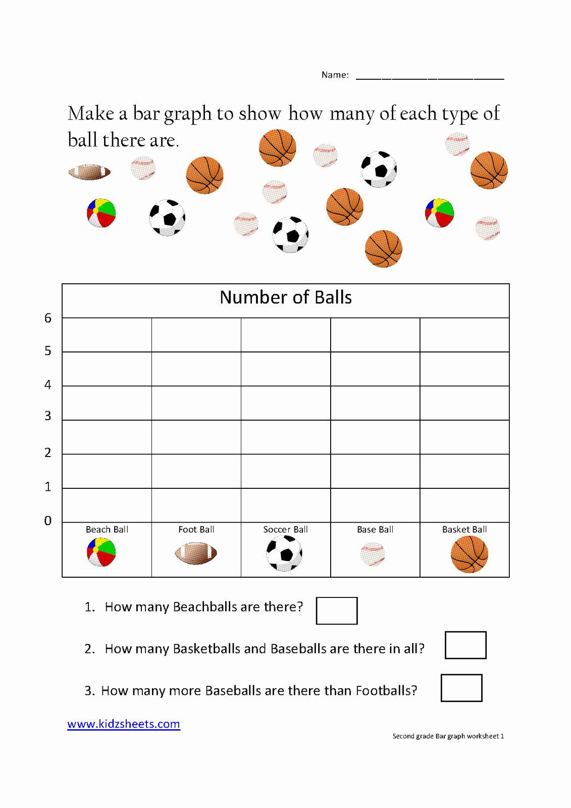 Bar Graph Worksheets 1st Grade 30 Free Bar Graph Worksheets In 2020