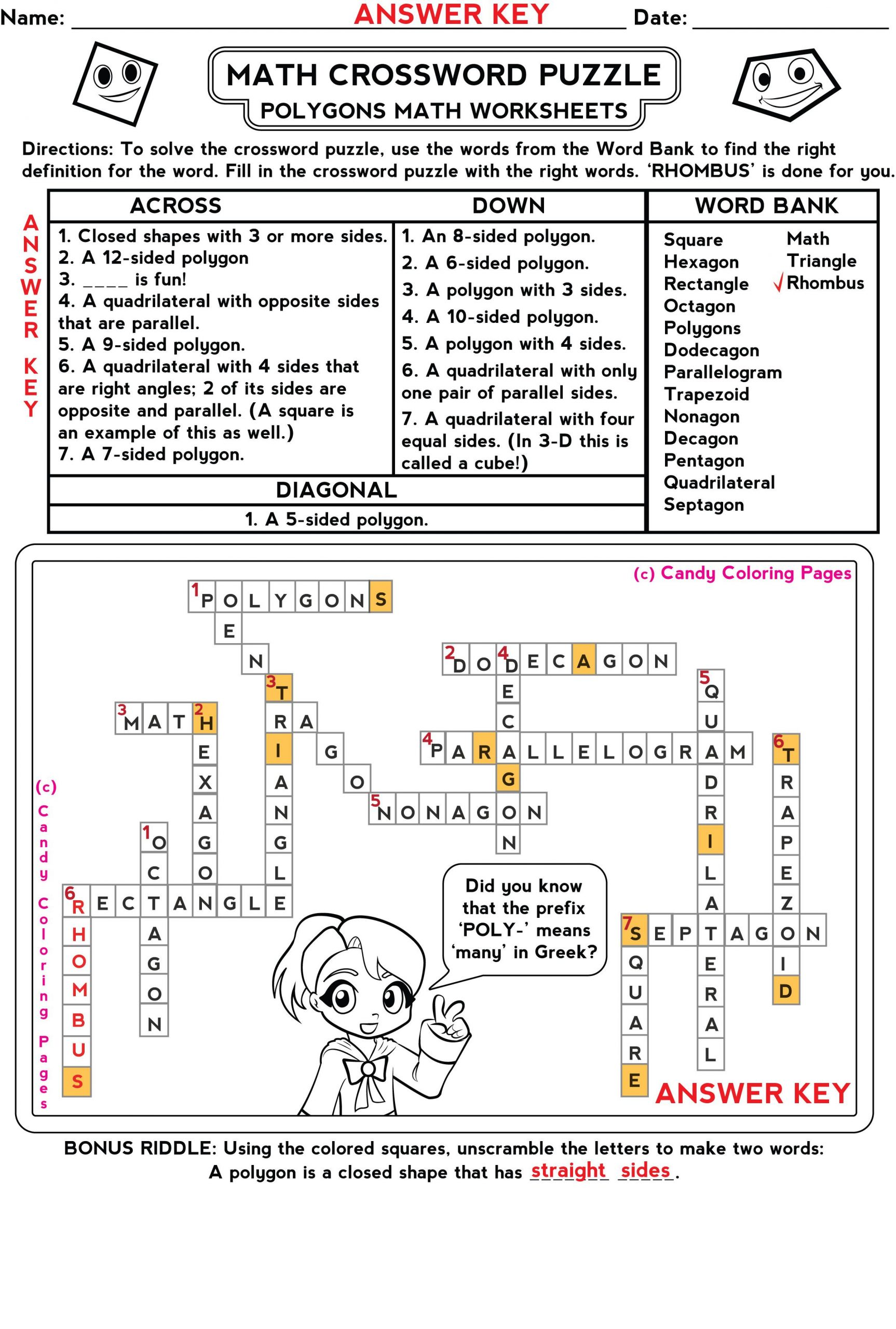 Brain Teaser Worksheets Middle School Brain Teasers Worksheets organization