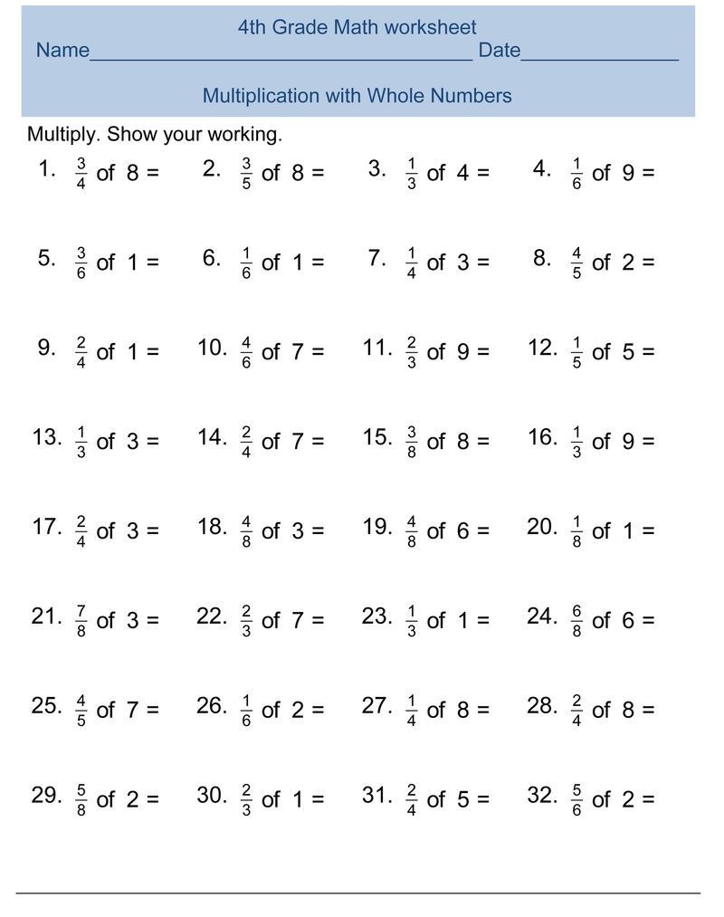 Capitalization Worksheets 4th Grade Pdf Number System Worksheets Grade 4
