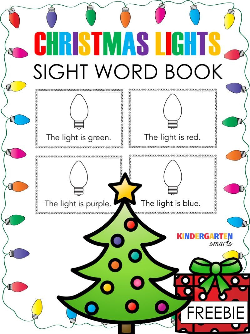 Christmas Worksheets for Preschool Teaching Resources Christmas Worksheets for Preschool
