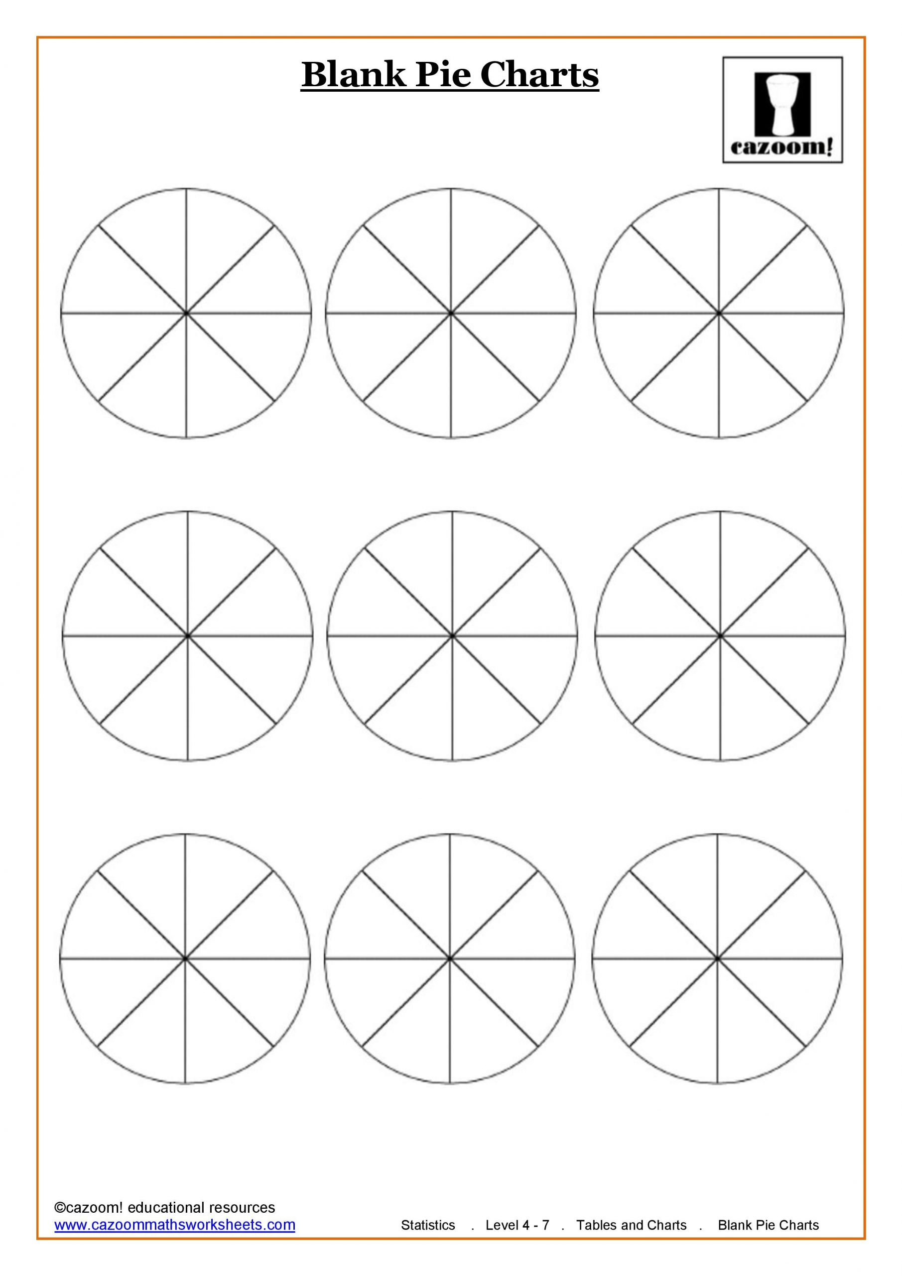 Circle Graphs Worksheets 7th Grade Pie Charts and Graphs Worksheets
