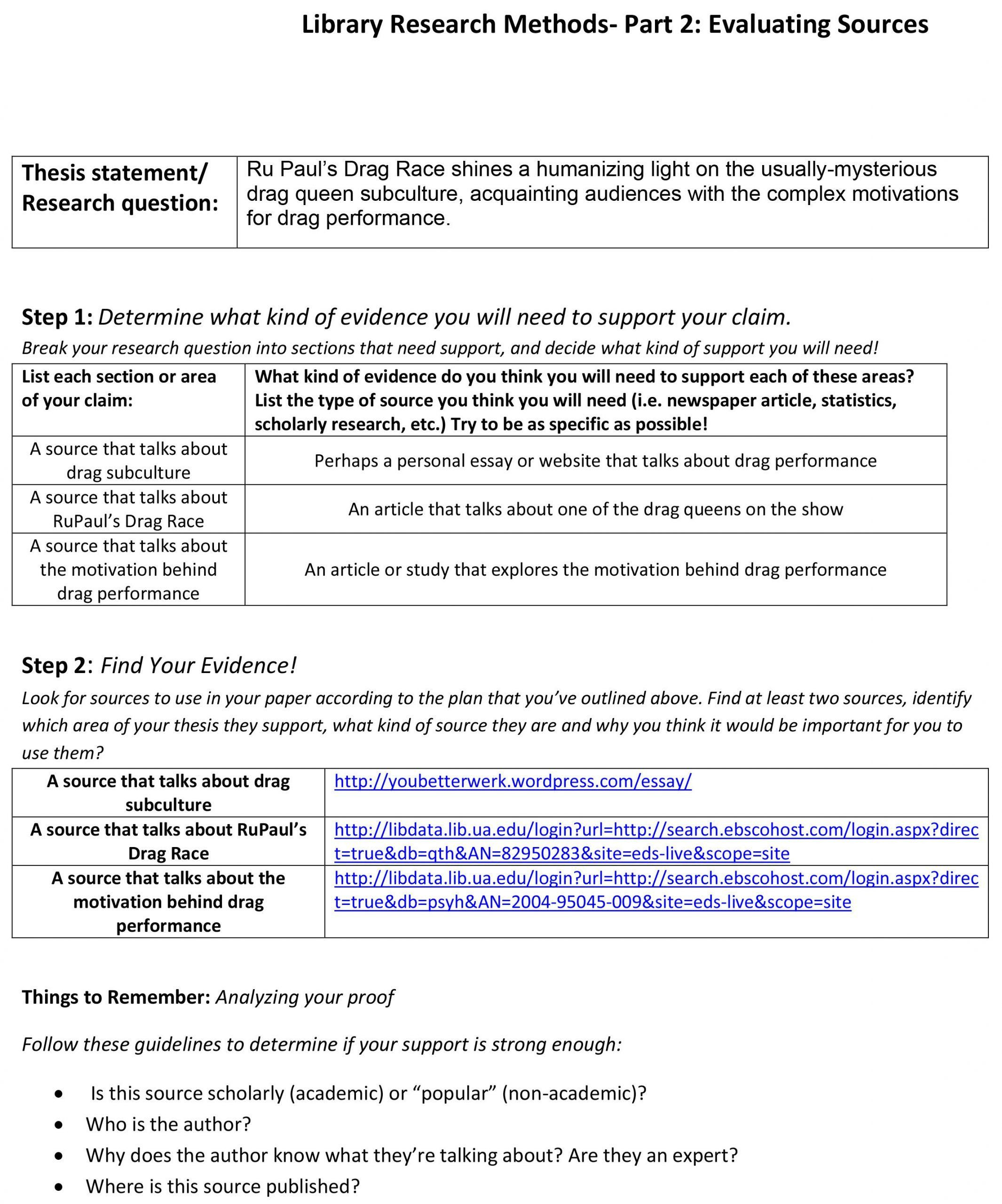 Citing sources Worksheet 5th Grade Citing sources Worksheet 5th Grade Evaluating sources