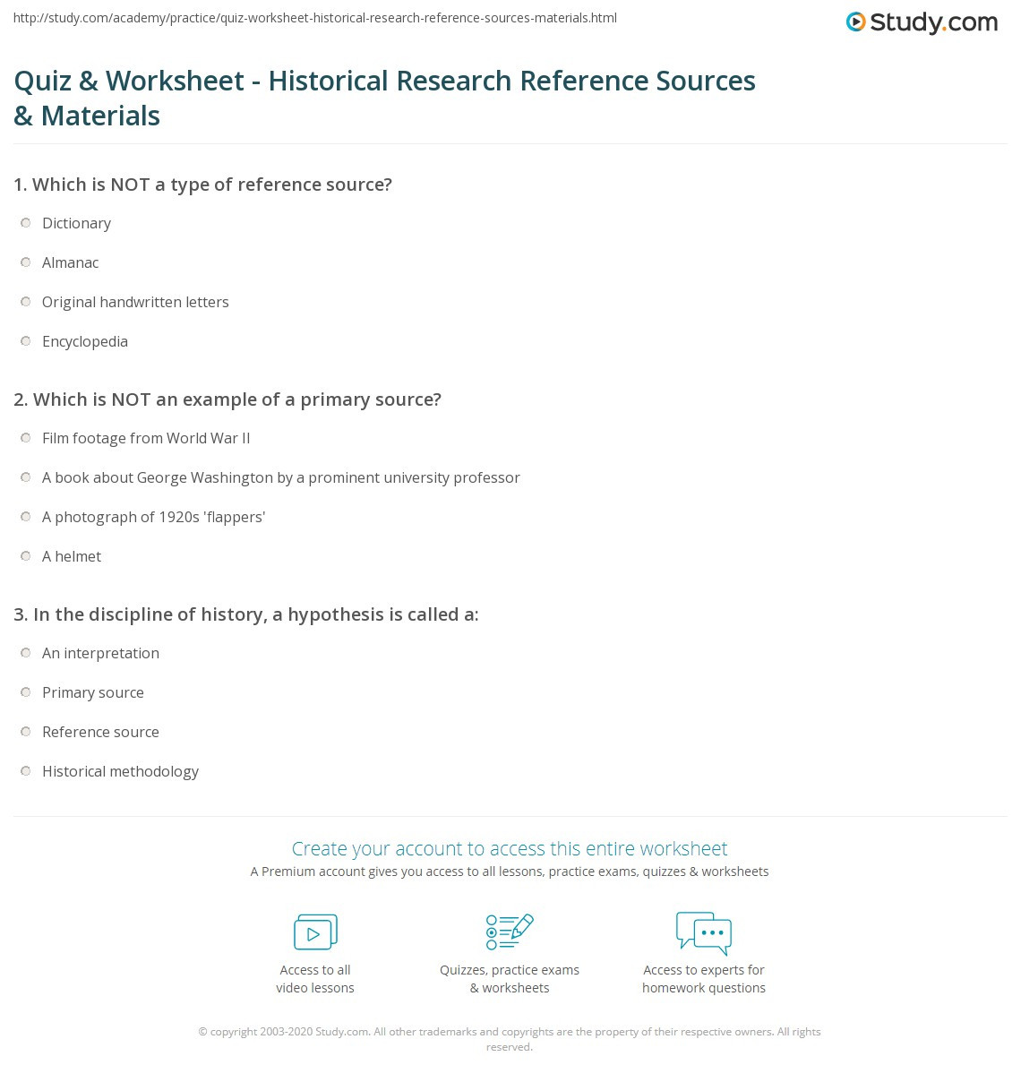Citing sources Worksheet 5th Grade Reference sources Worksheet