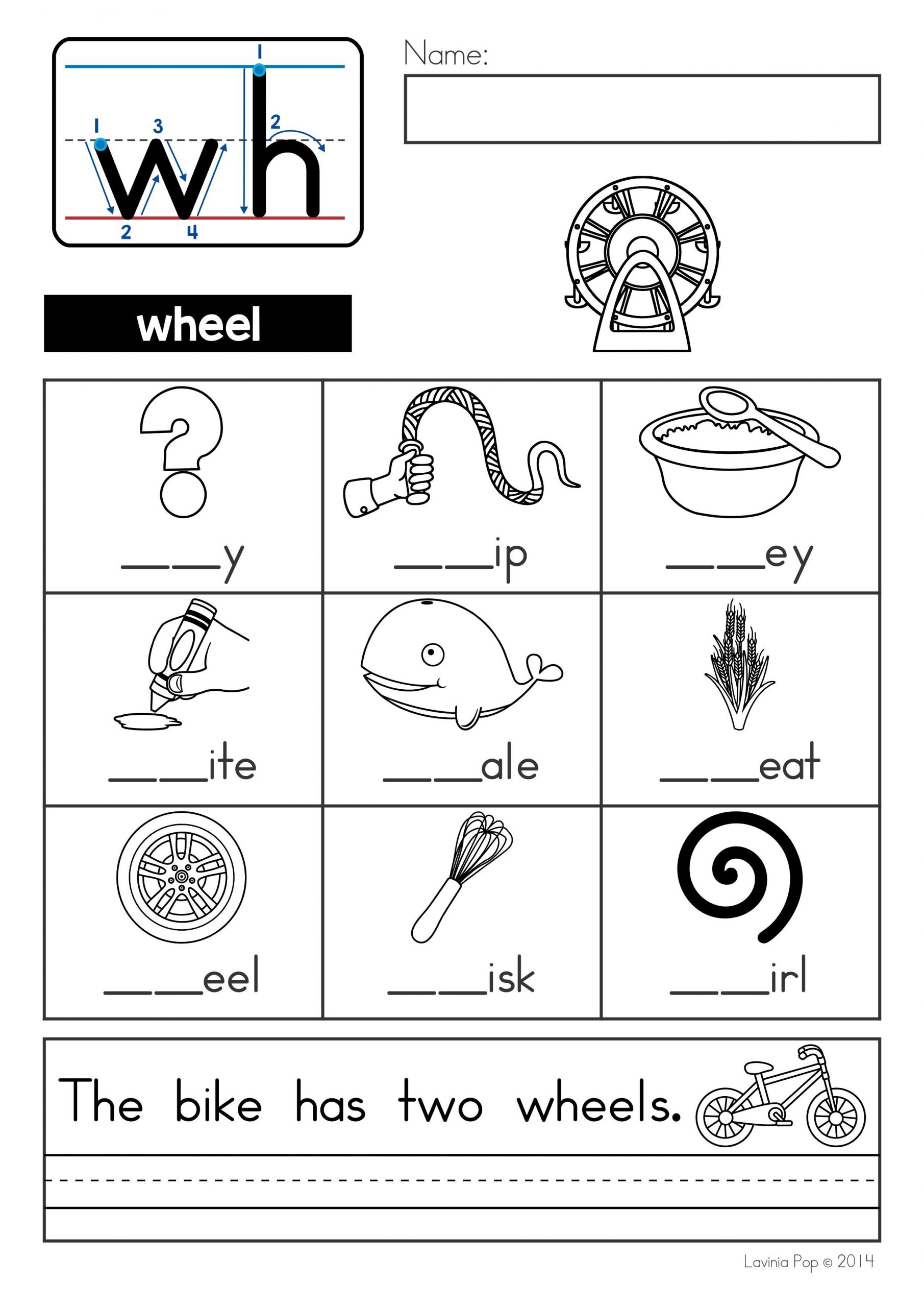 Ck Worksheets for 1st Grade Phonics Worksheets Grade 1