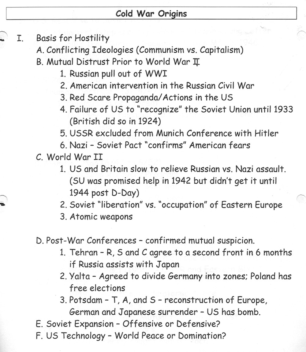 Cold War Reading Comprehension Worksheet the War to End All Wars Worksheet Answers Key