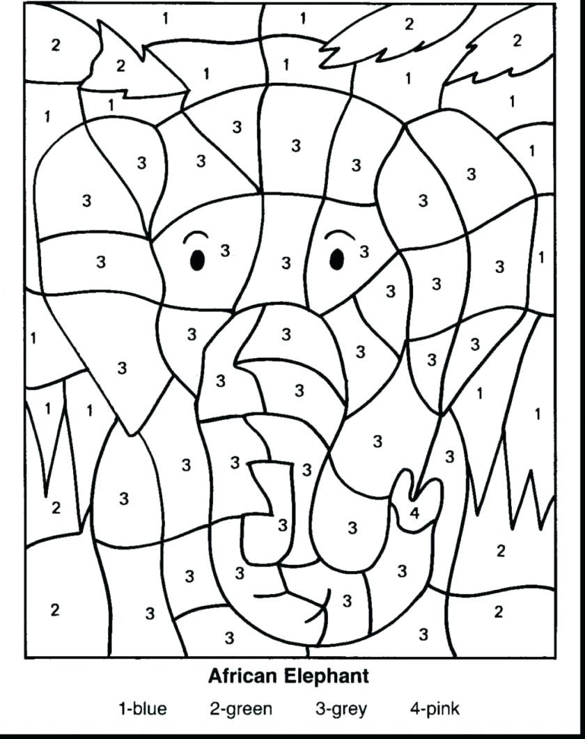 Coloring Worksheets for 3rd Grade Outstanding Third Grade Math Coloring Worksheets Mathg 3rd