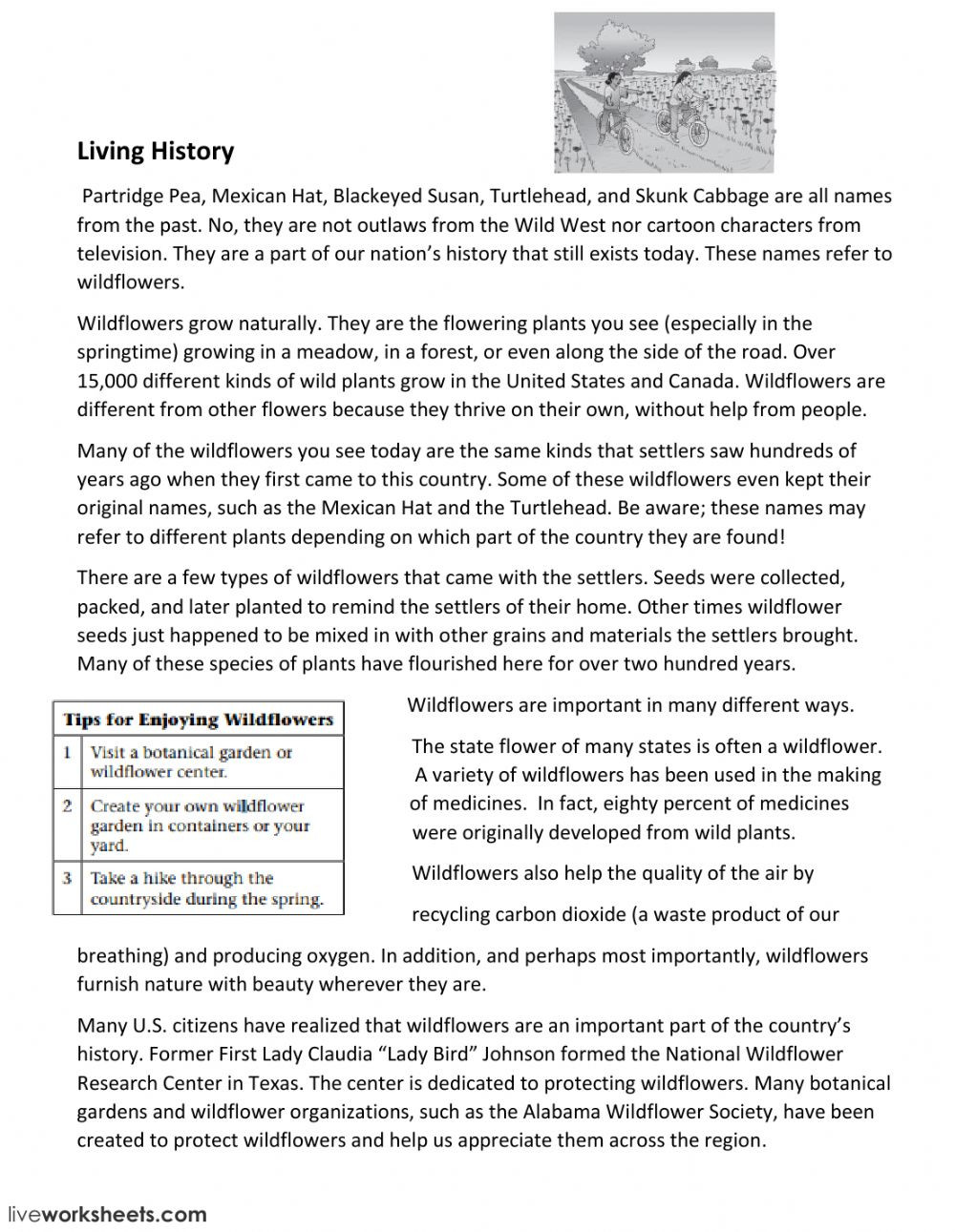 Compare and Contrast Reading Worksheets Pare Contrast P Passage 4 Interactive Worksheet
