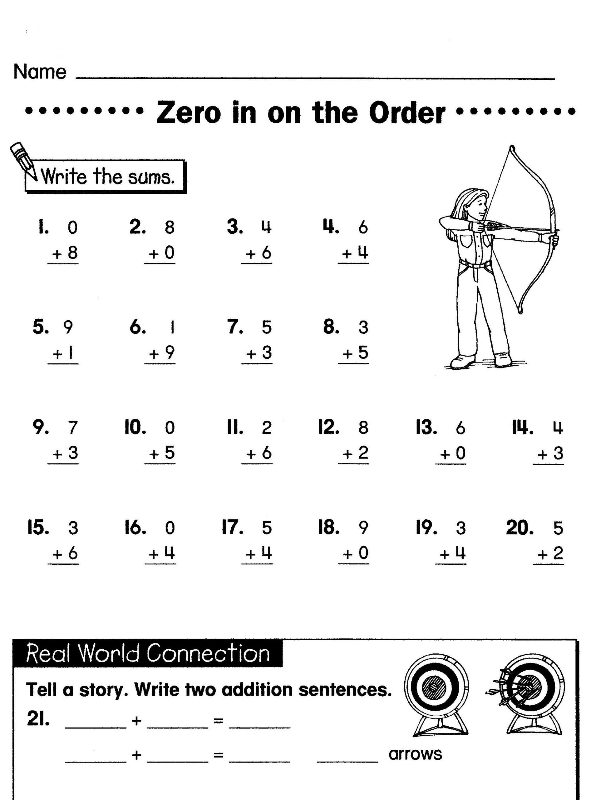 Compatible Numbers 3rd Grade Worksheets Math Worksheets for Kids Grade 1