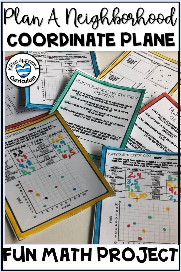 Coordinate Plane Worksheets Middle School Coordinate Plane Activity 5th Grade Coordinates