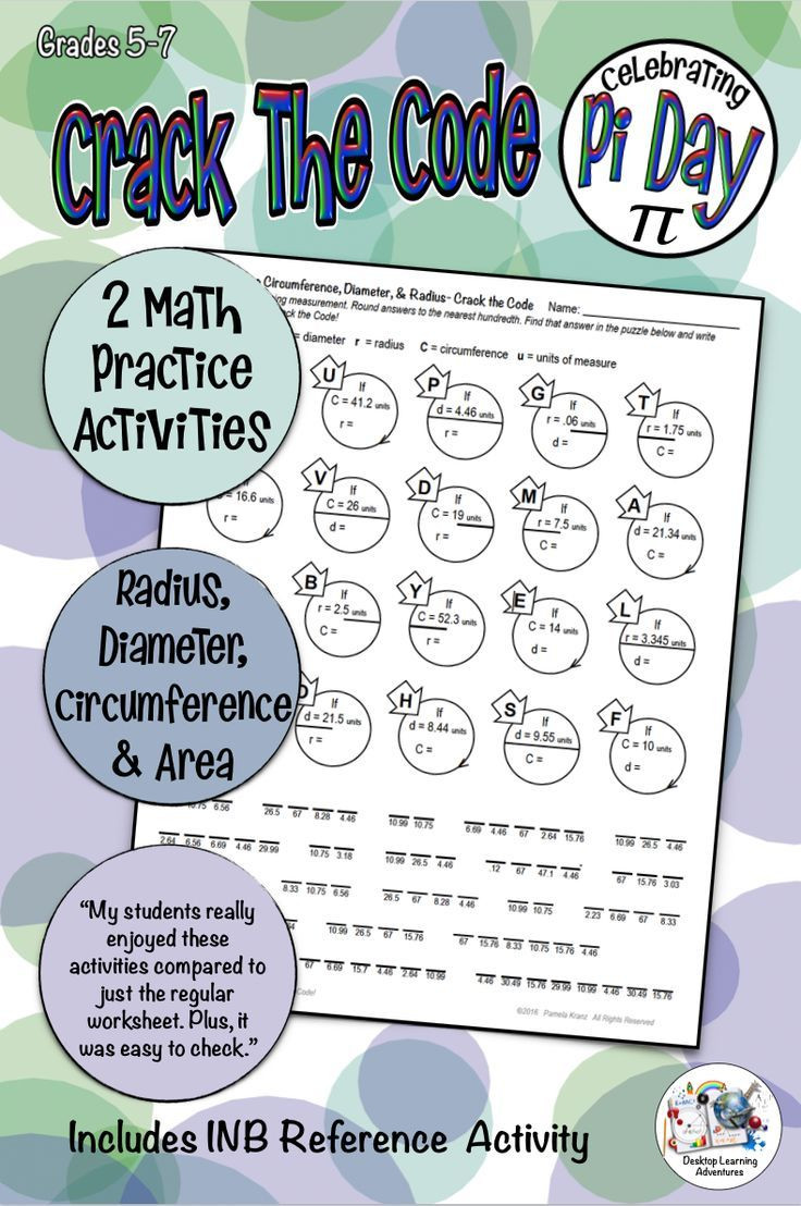 Cracking the Code Math Worksheets Pin On Math Classroom Ideas