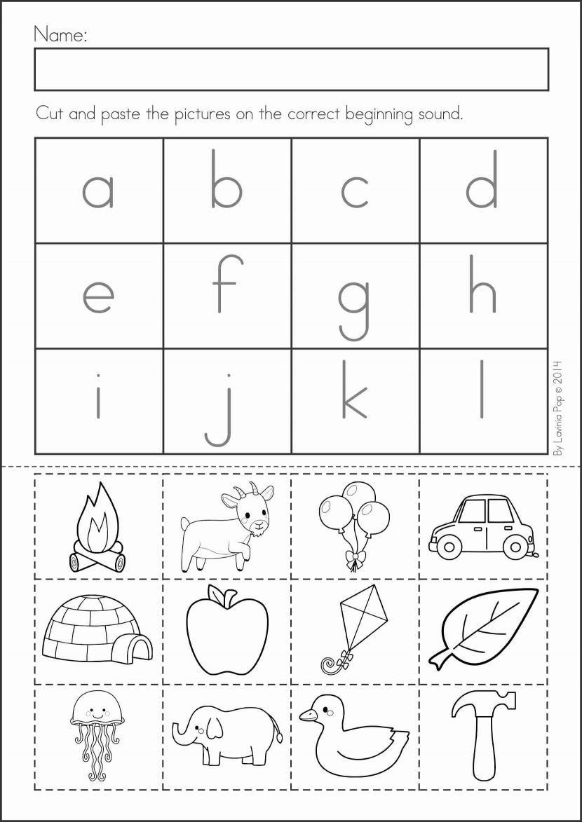 Cut and Paste Math Worksheets Pin On Worksheets