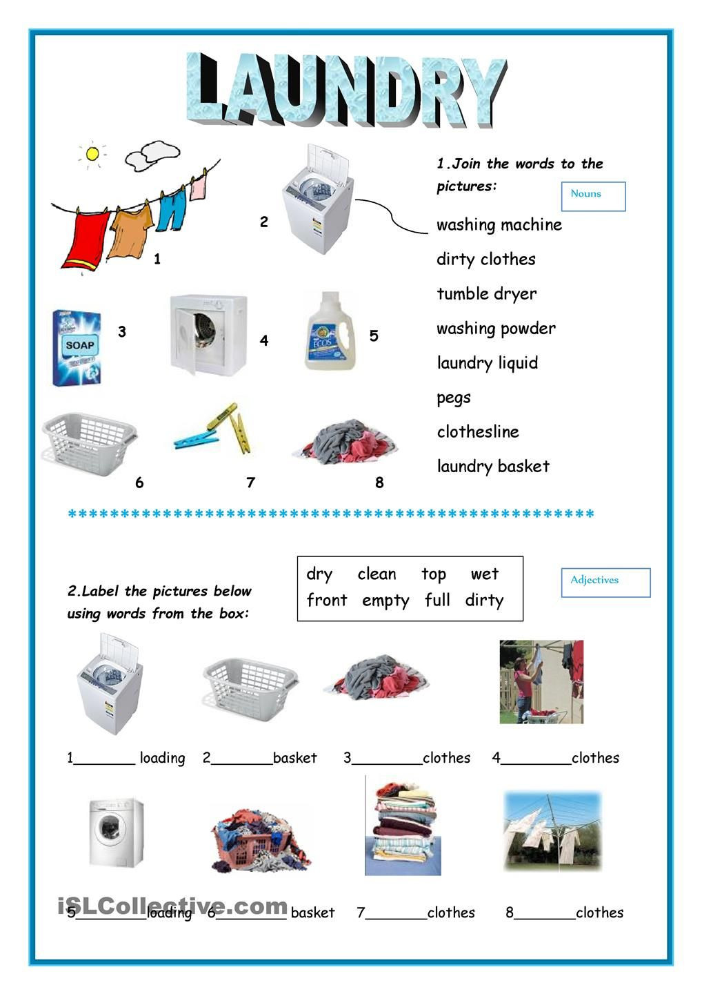 Independent Living Skills Worksheets