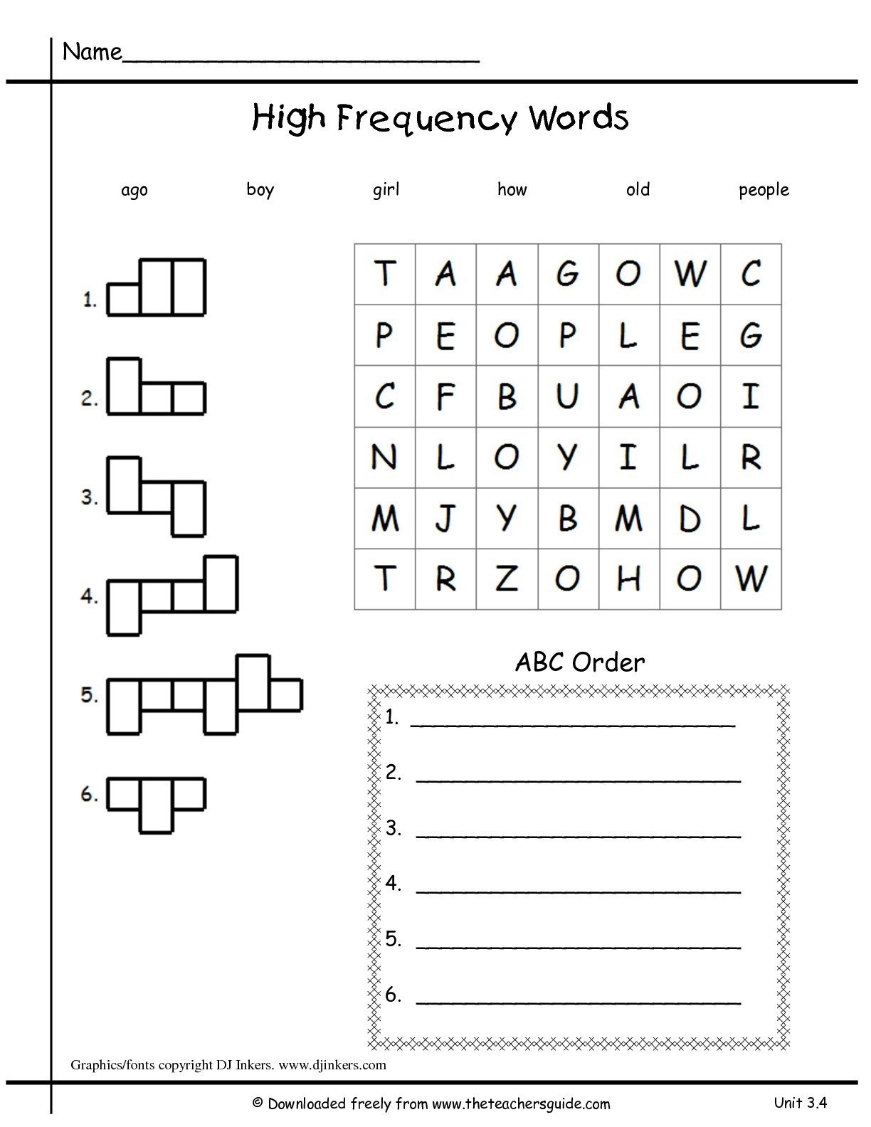 Digraph Worksheets for First Grade Math Worksheet Short A Worksheets for First Grade Long A