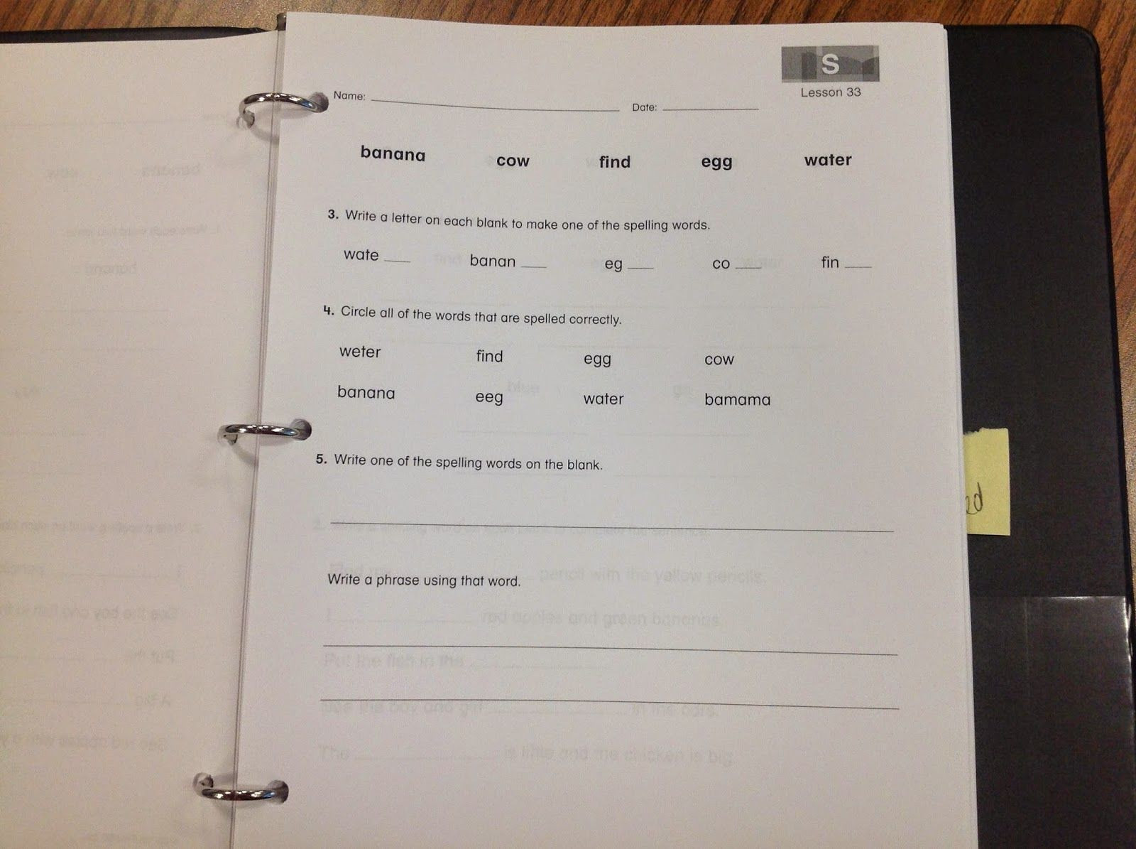 Edmark Reading Program Worksheets Edmark Reading Program In An Autism Classroom • Teach Love