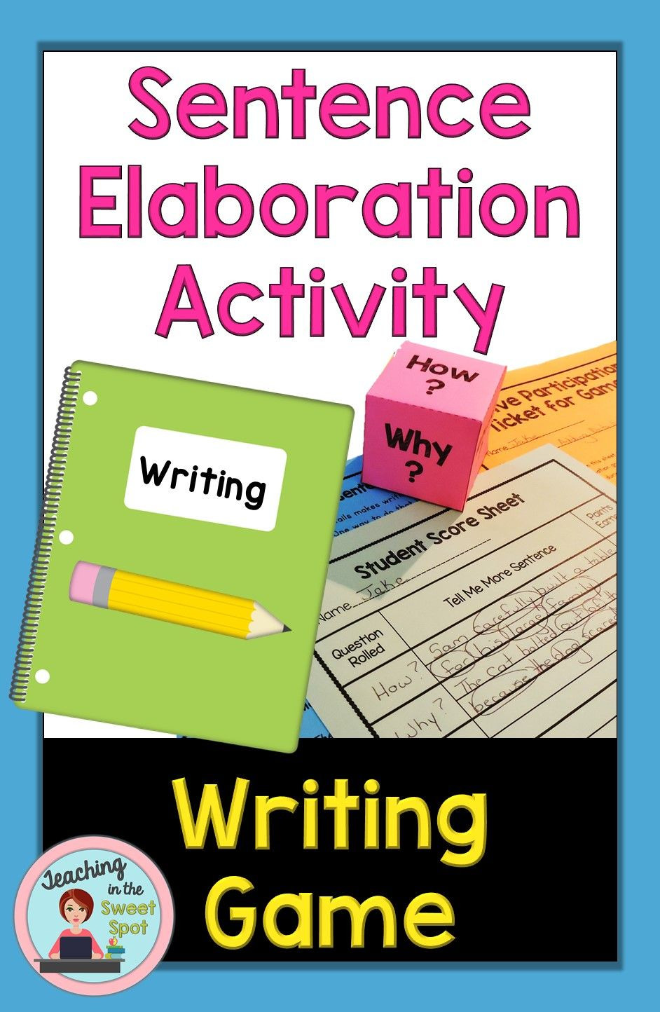 Elaboration In Writing Worksheets Elaboration Practice