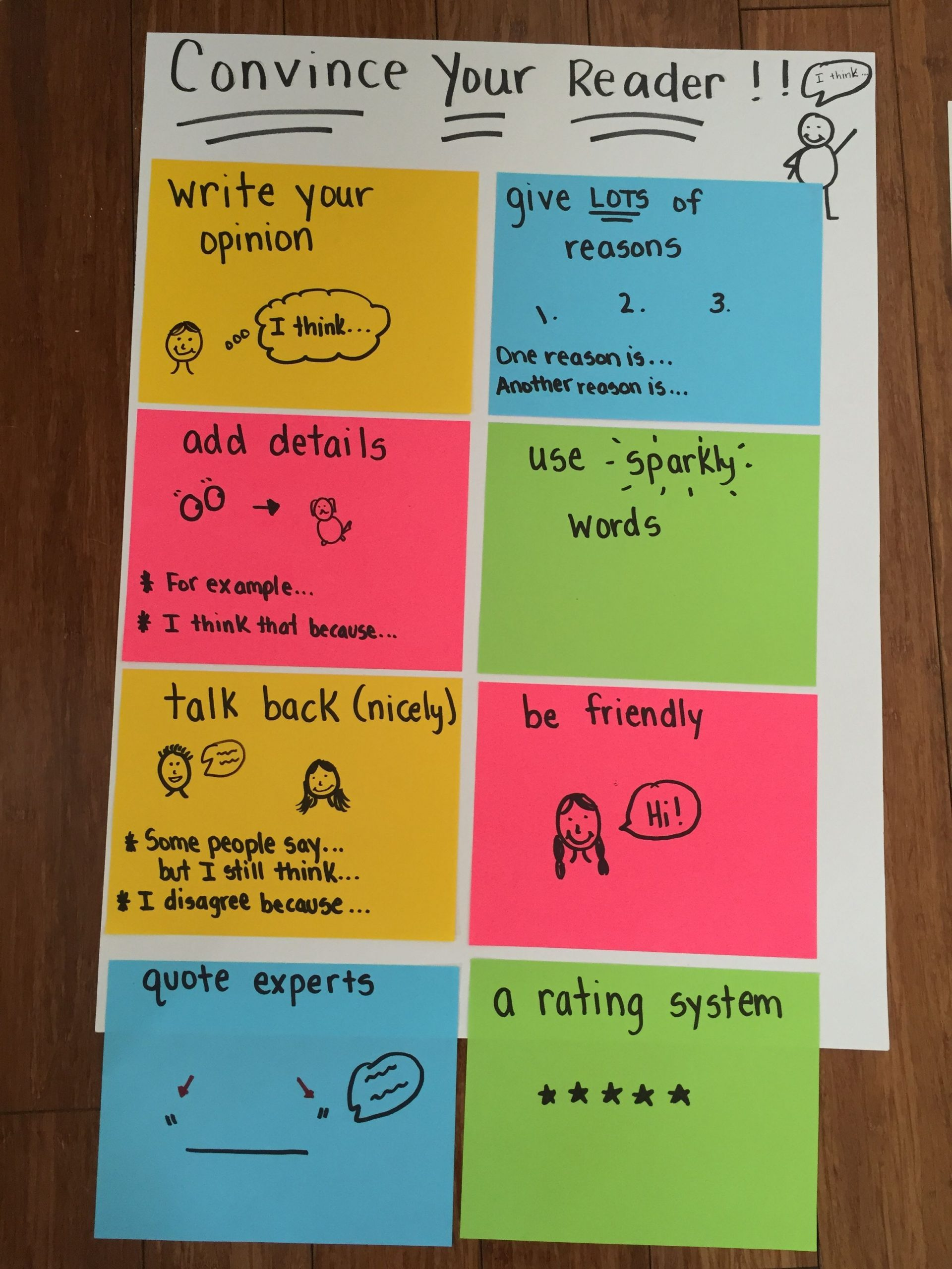 Elaboration In Writing Worksheets Ways to Be More Convincing Elaboration In Opinion Writing