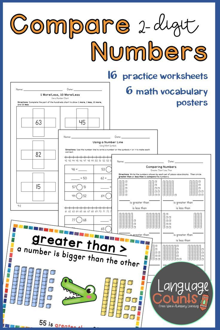 Envision Math 1st Grade Worksheets Paring Numbers and 10 and 1 More Less 1st Grade