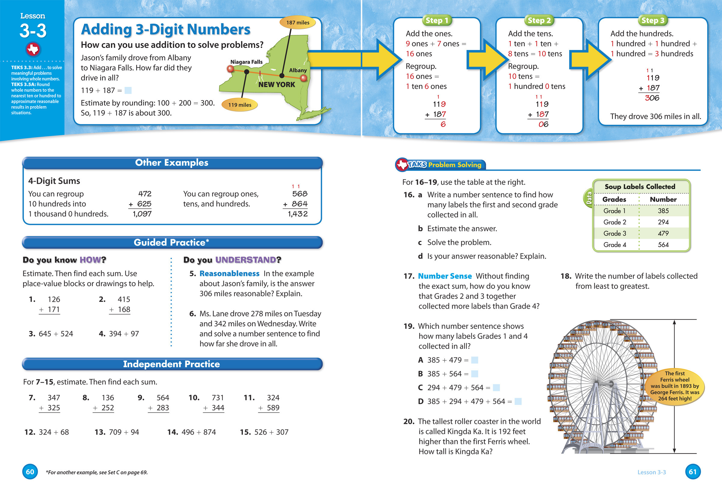 Envision Math 4th Grade Worksheets Scott foresman – Envision Math