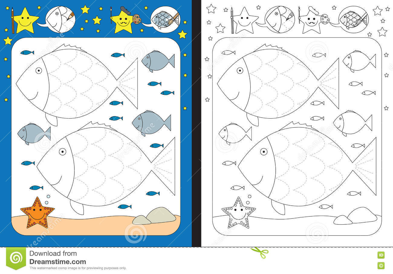 Fine Motor Skills Worksheets Fine Motor Skills Tracing Lines Worksheets