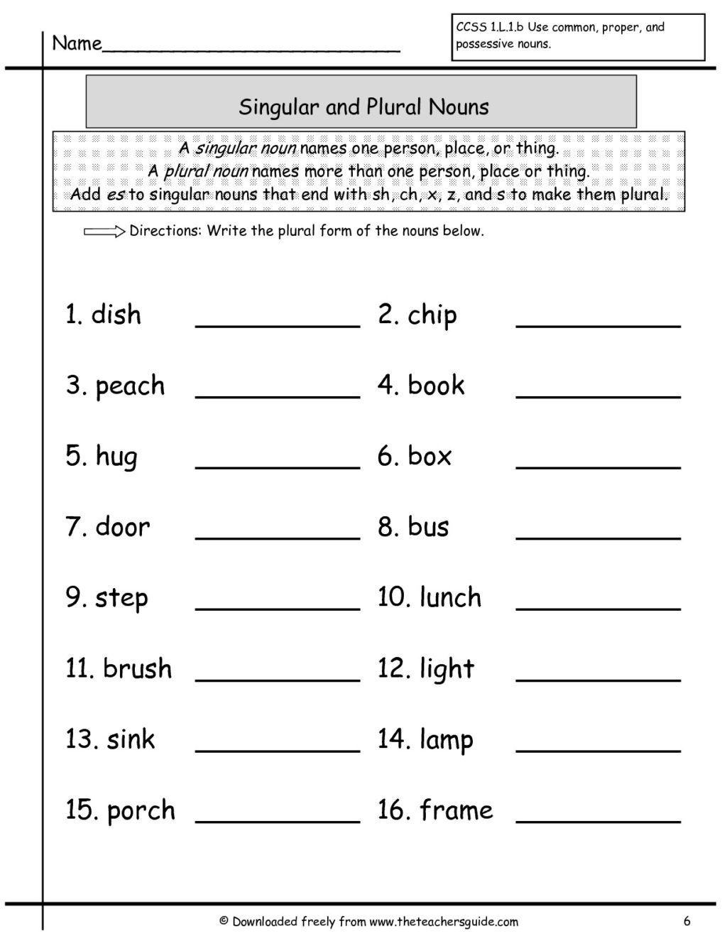 First Grade Punctuation Worksheets Worksheet Worksheet First Grade Language Arts Worksheets