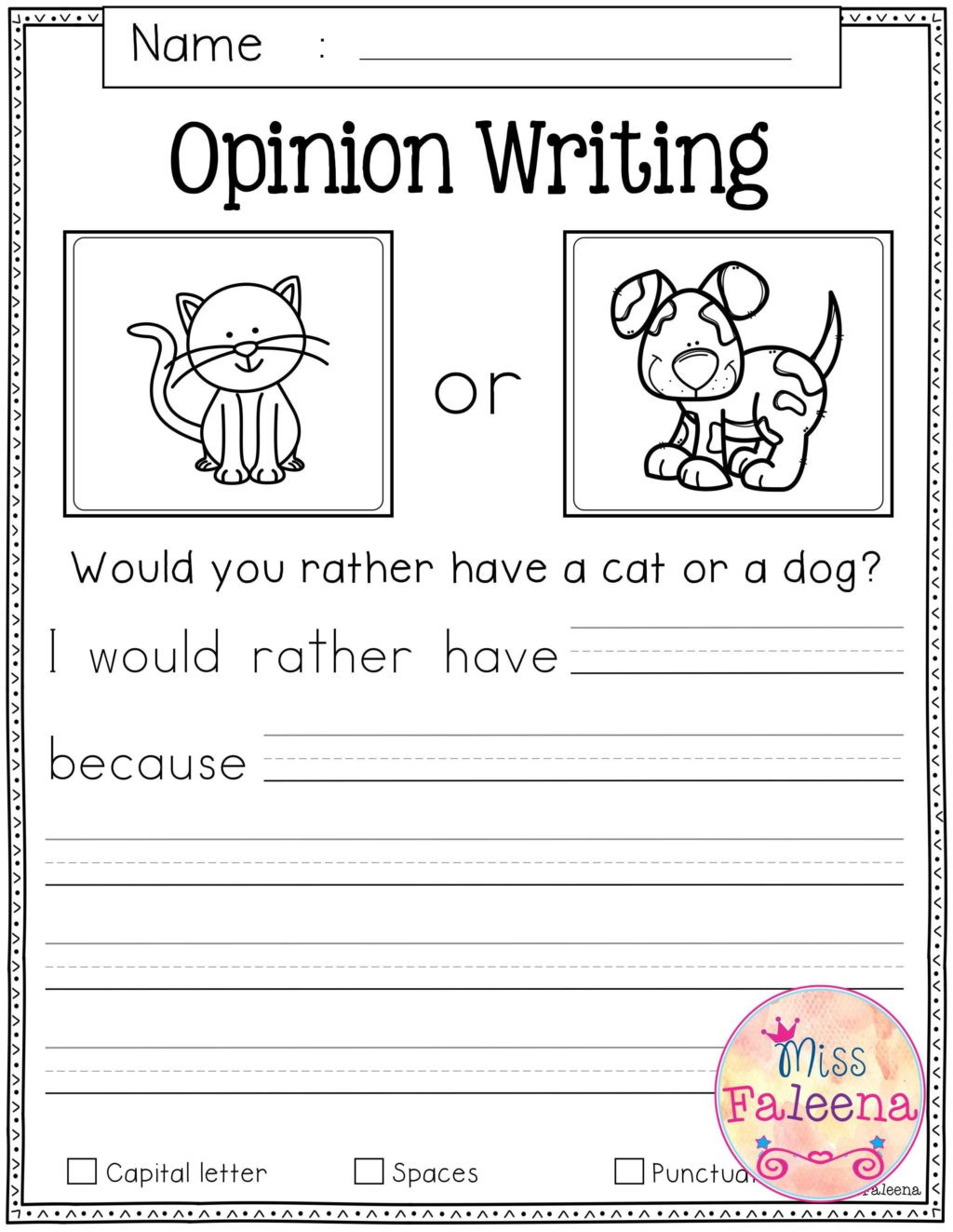 First Grade Sentence Writing Worksheets Worksheet Worksheet Writing Worksheets for Kindergarten