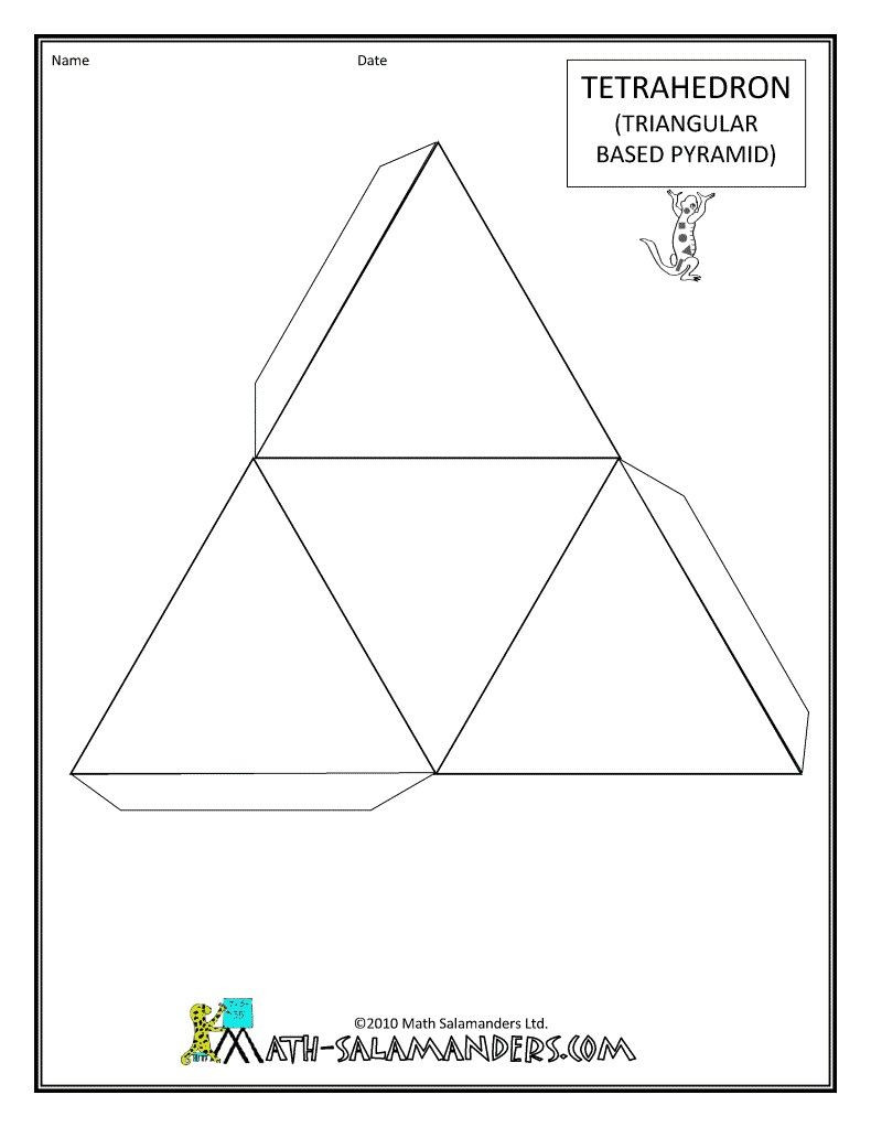Free Printable 3d Shapes Worksheets Pin Van Sarah Steyn Op Templates