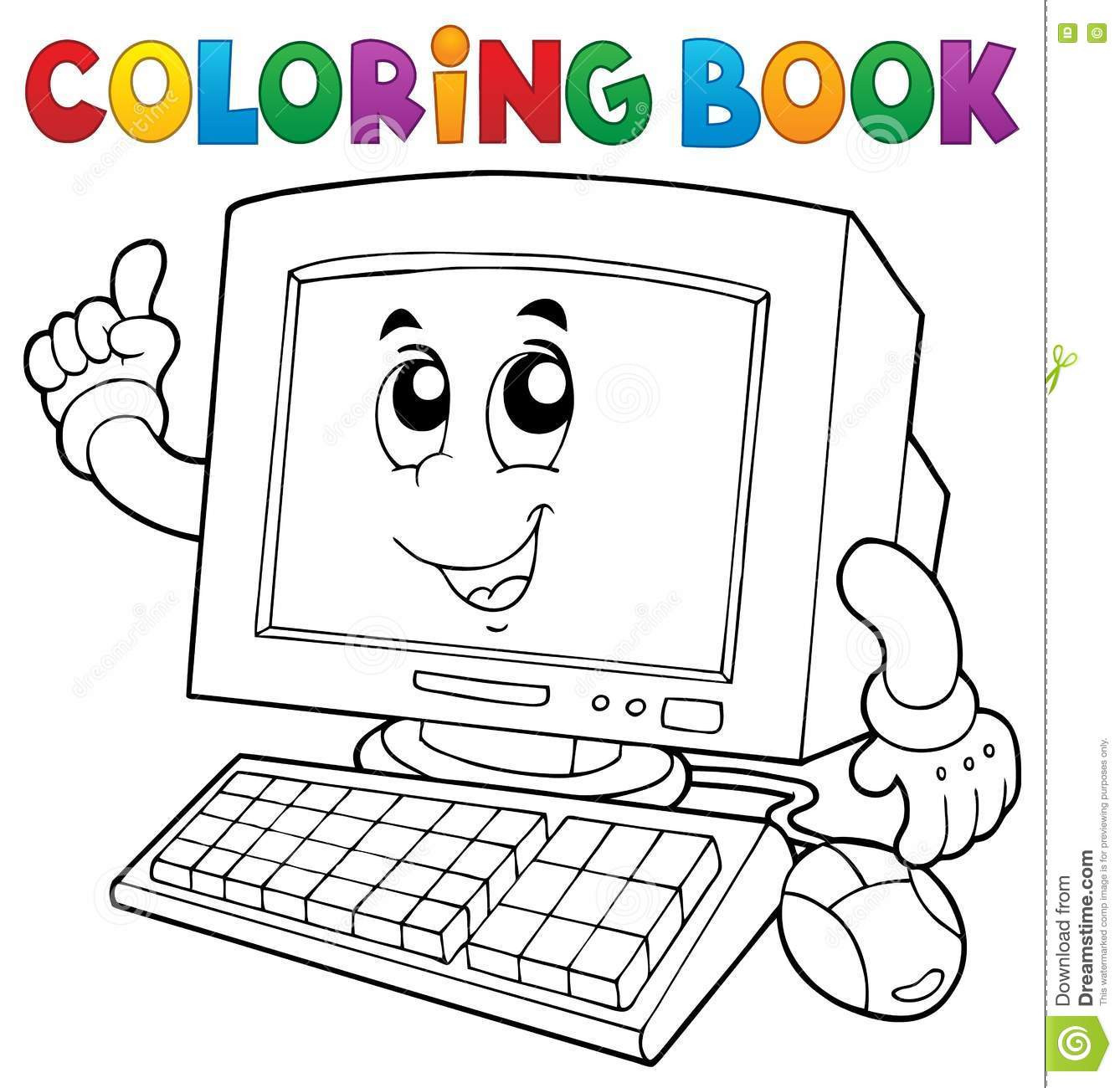 Free Printable Computer Keyboarding Worksheets 56 Stunning Puter Keyboard Coloring Page