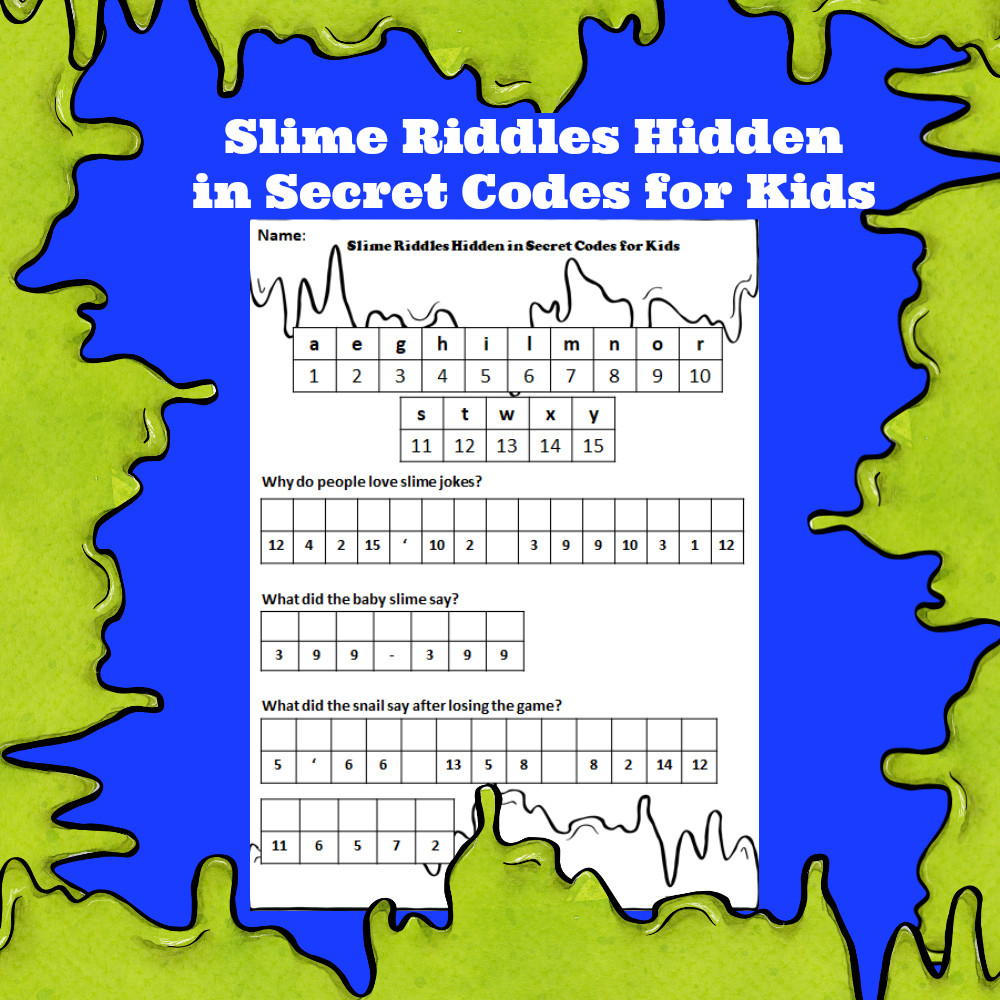 Free Printable Secret Code Worksheets Secret Code Archives Jdaniel4s Mom