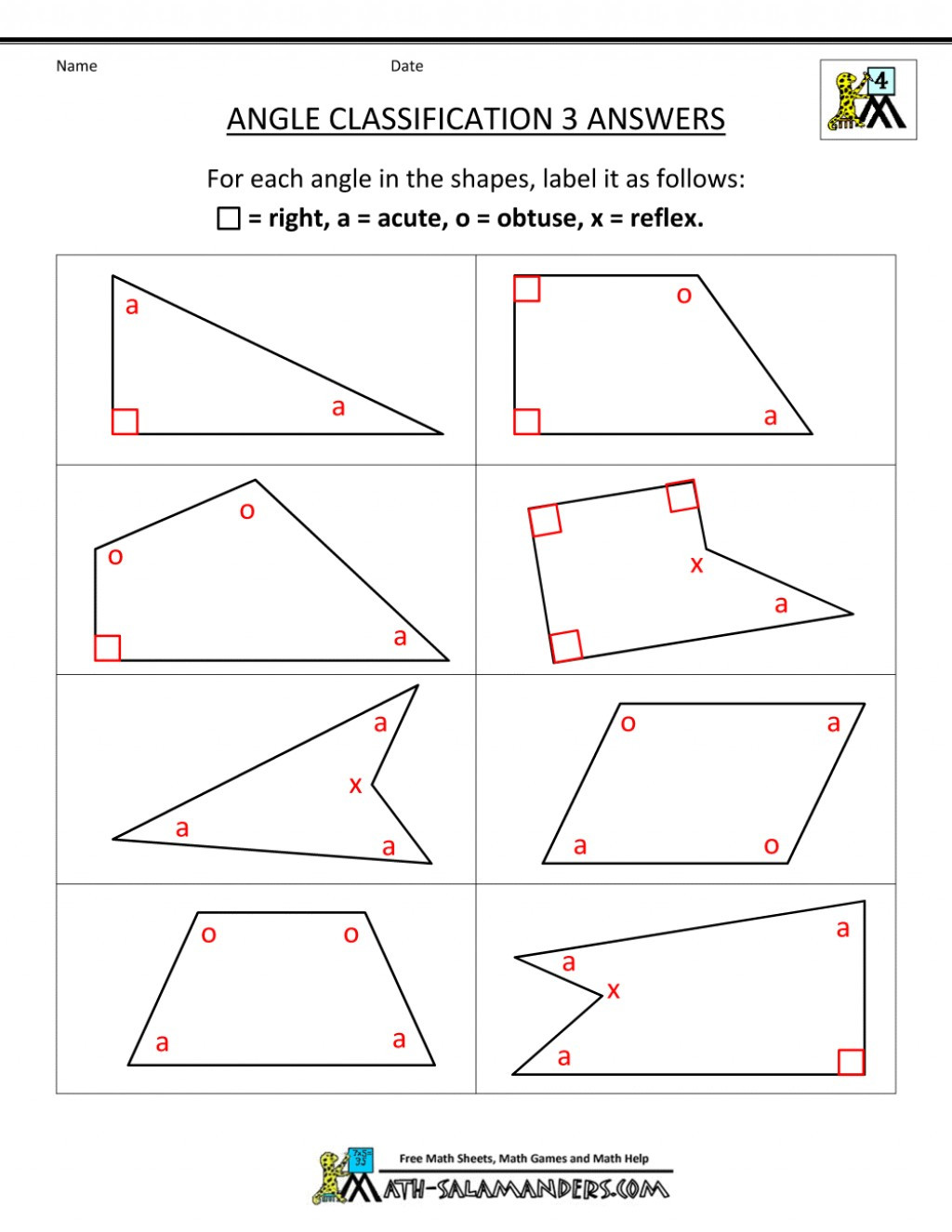Geometry Worksheet 2nd Grade Math Worksheet Grade Geometry Worksheets Printable and
