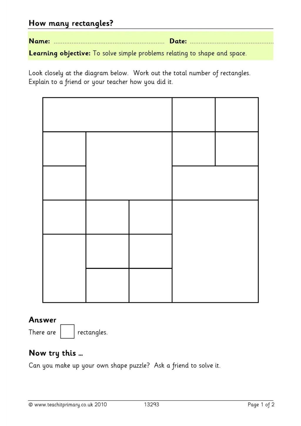 Geometry Worksheet 2nd Grade Worksheet 2nd Grade Geometry Worksheets Free Printable