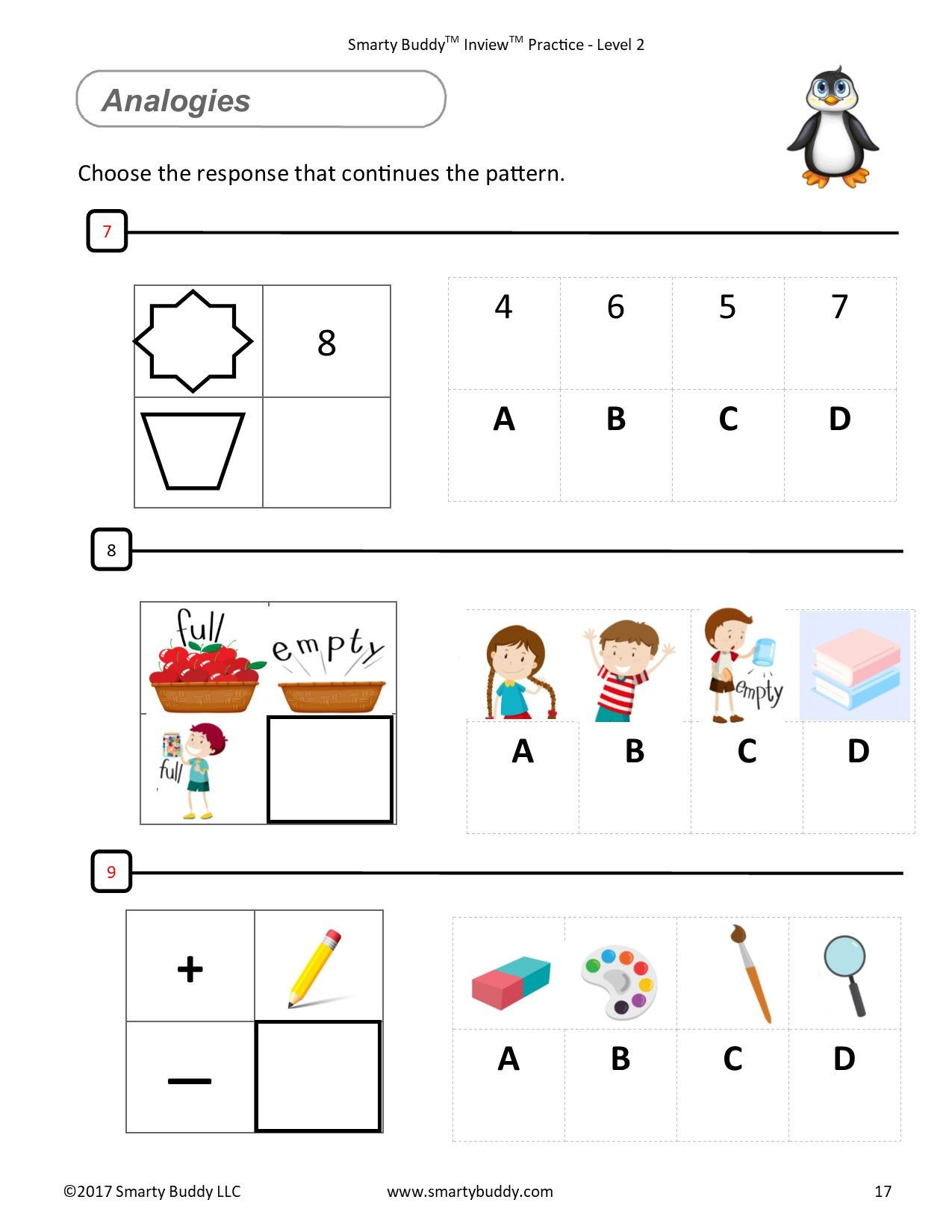 Gifted and Talented Math Worksheets Smarty Buddy Logic Gifted and Talented Kids Worksheets