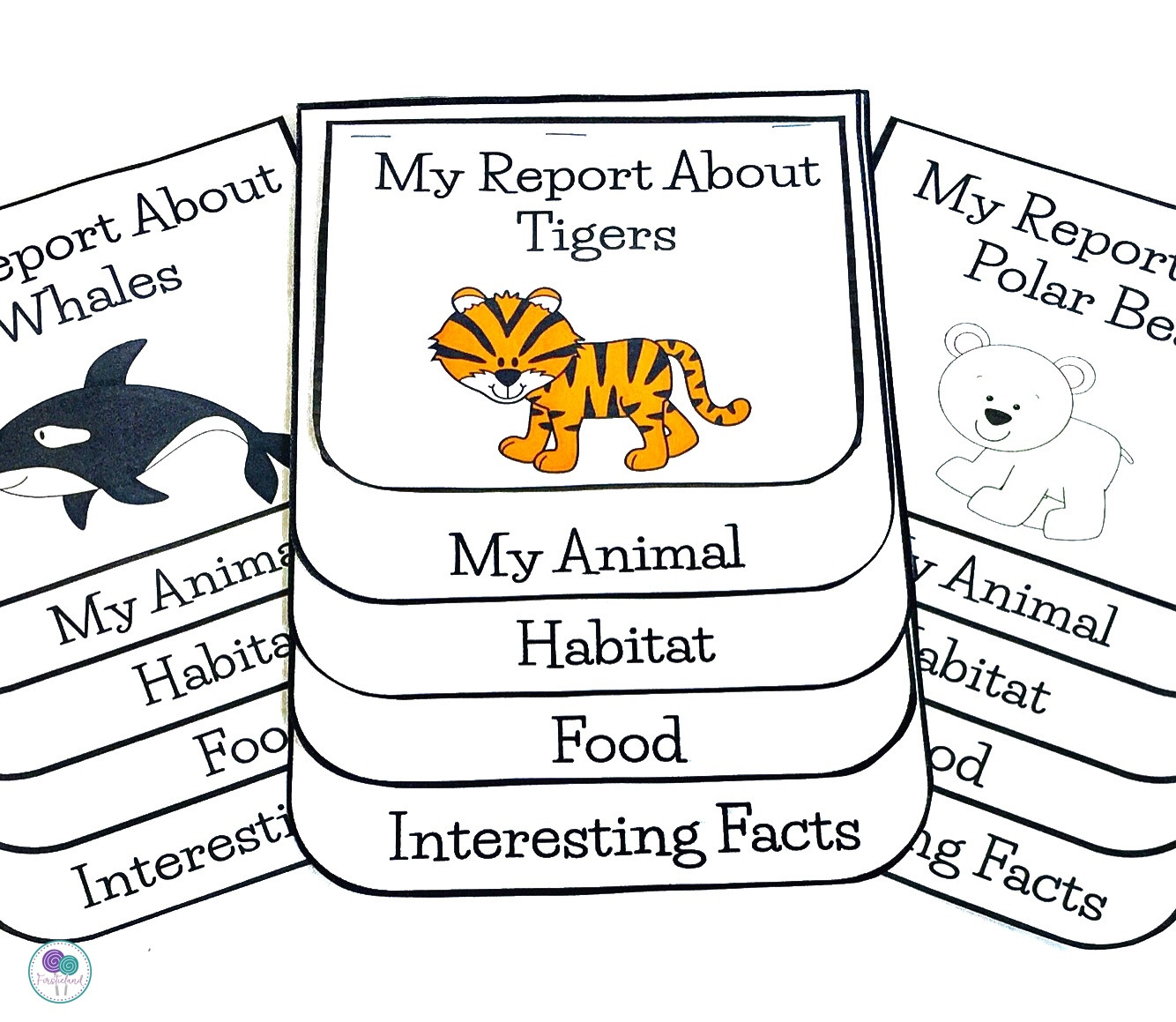 Habitat Worksheets for 1st Grade Animal Habitats A First Grade Research Project Firstieland