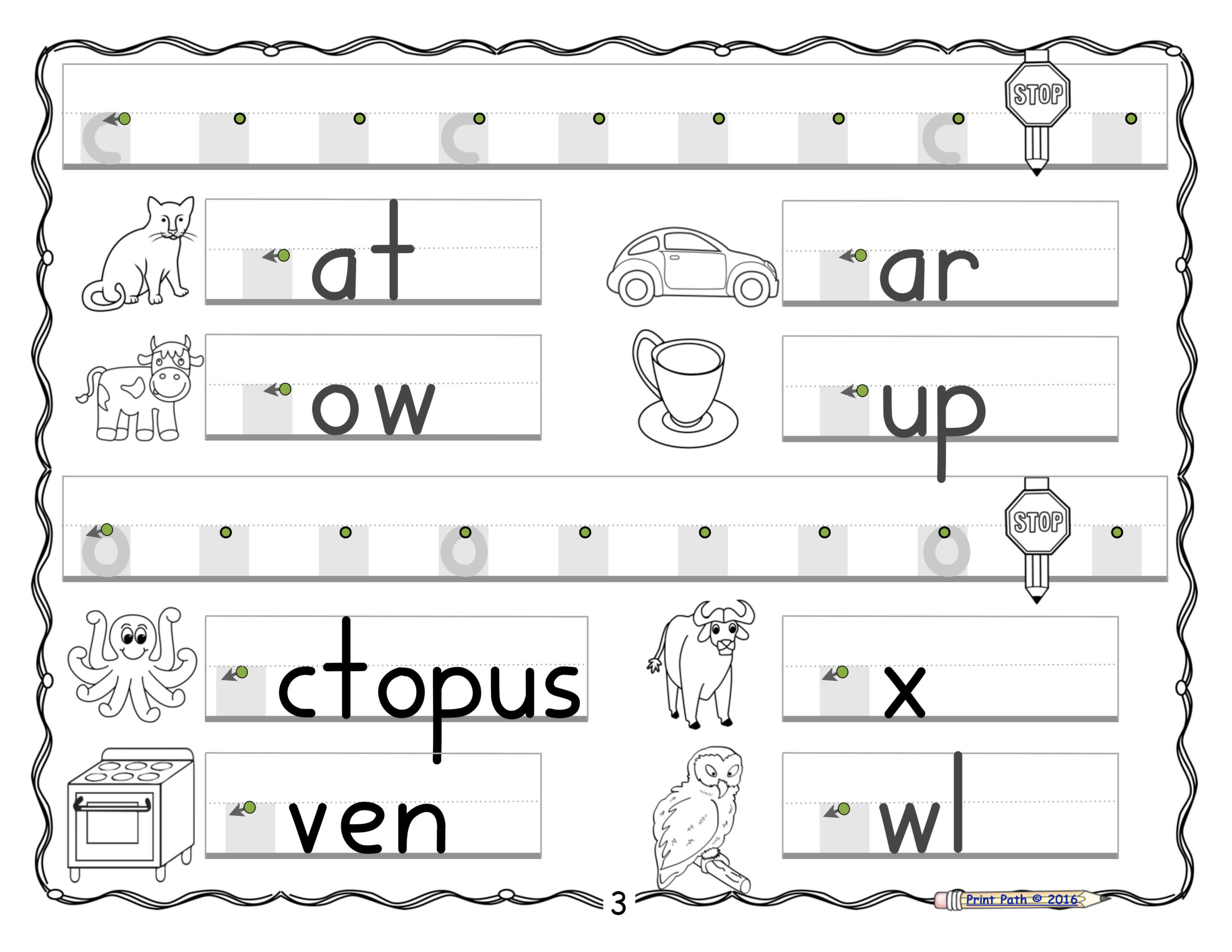Handwriting without Tears Worksheets Lowercase at Last Book 1 Explicit Instruction Handwriting without Tears Style Font