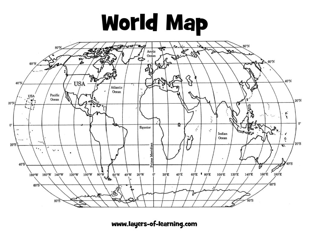 Hemisphere Worksheets 6th Grade Latitude and Longitude Worksheet Answer Key