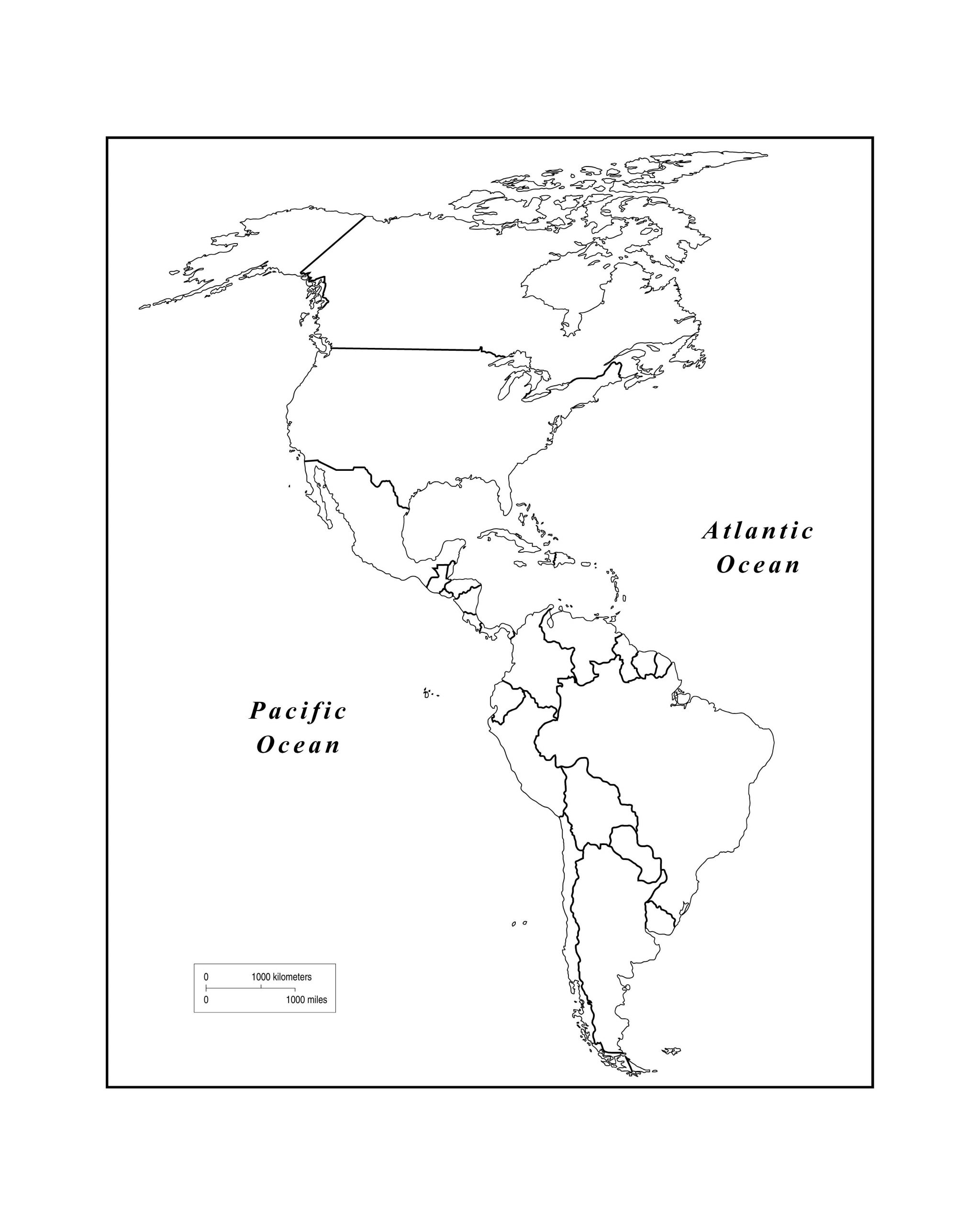 Hemisphere Worksheets 6th Grade Outline Map Western Hemisphere with Maps the Americas