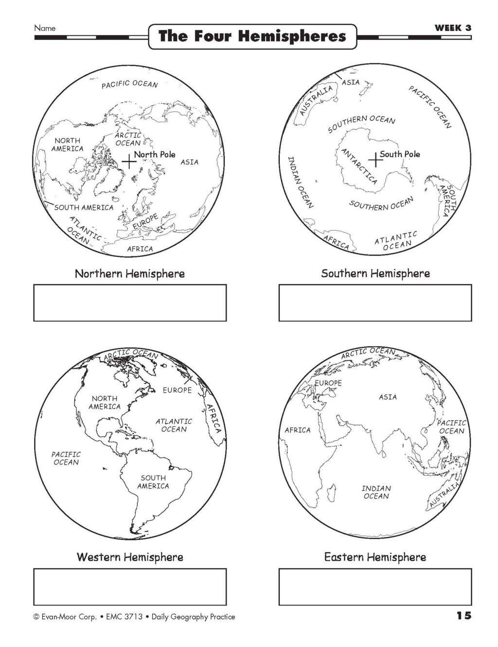 Hemisphere Worksheets 6th Grade Worksheet Kindergarten Homework Sheets Printable This and