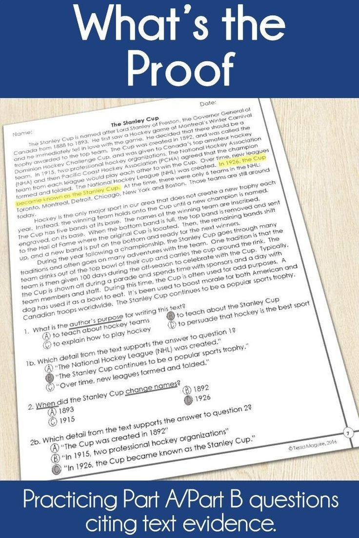 Istep Practice Worksheets 5th Grade Text Evidence Reading Passages with Part A Part B Questions