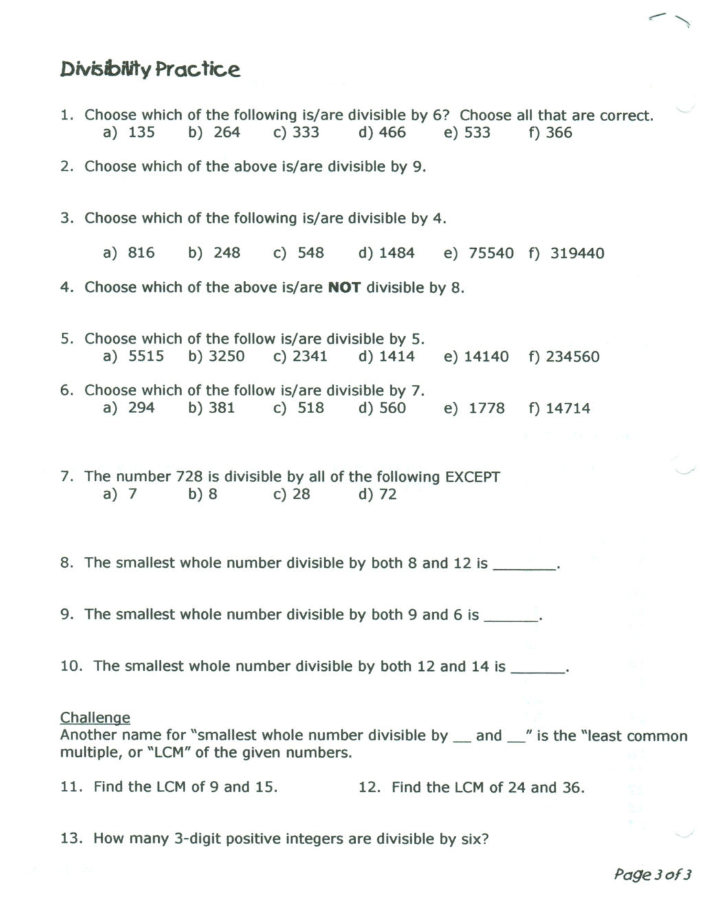 Istep Practice Worksheets 5th Grade Worksheet Staar Test 5th Grade Matheets Printable and 3rd