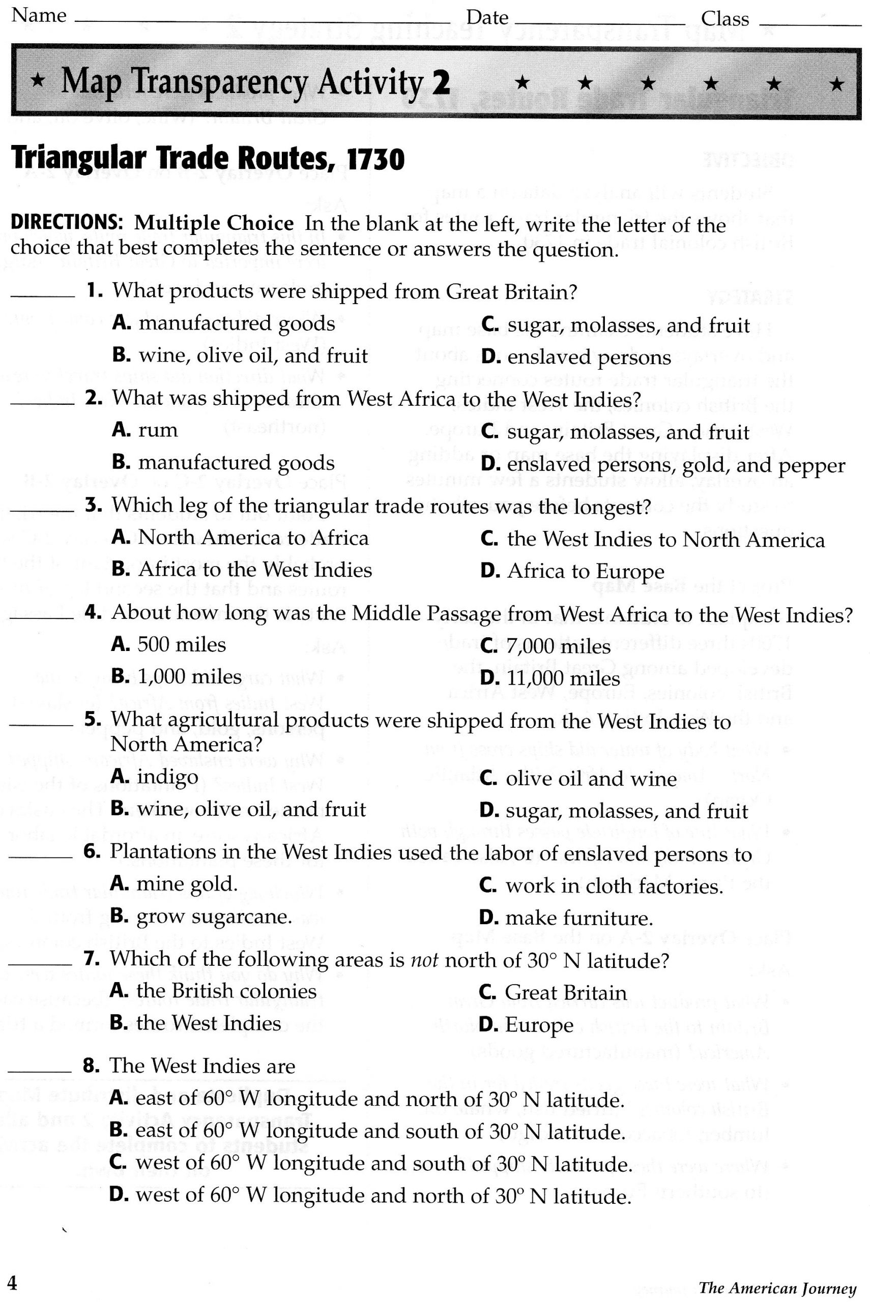 Jamestown Colony Worksheet 5th Grade Jamestown Colony Worksheets