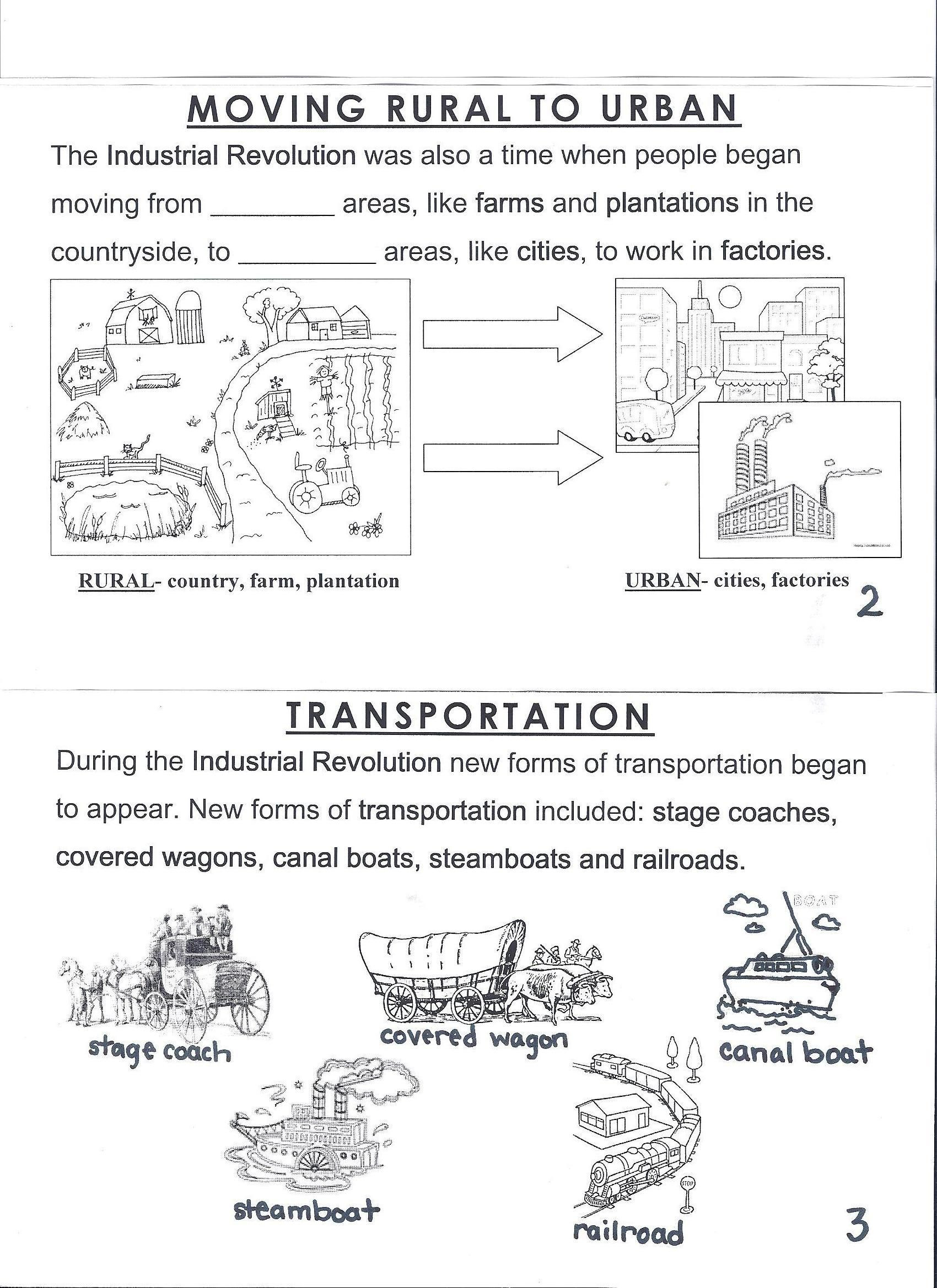 Landforms Worksheets for 5th Grade Industrial Revolution 2 1 700—2 338 Pixels