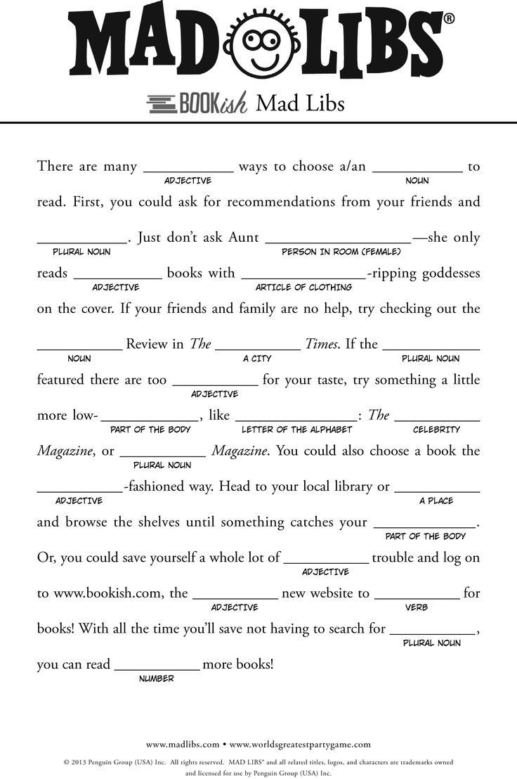 Life Skills Worksheets for Adults Https Google Search Mad Libs Worksheets for Adults Adjective