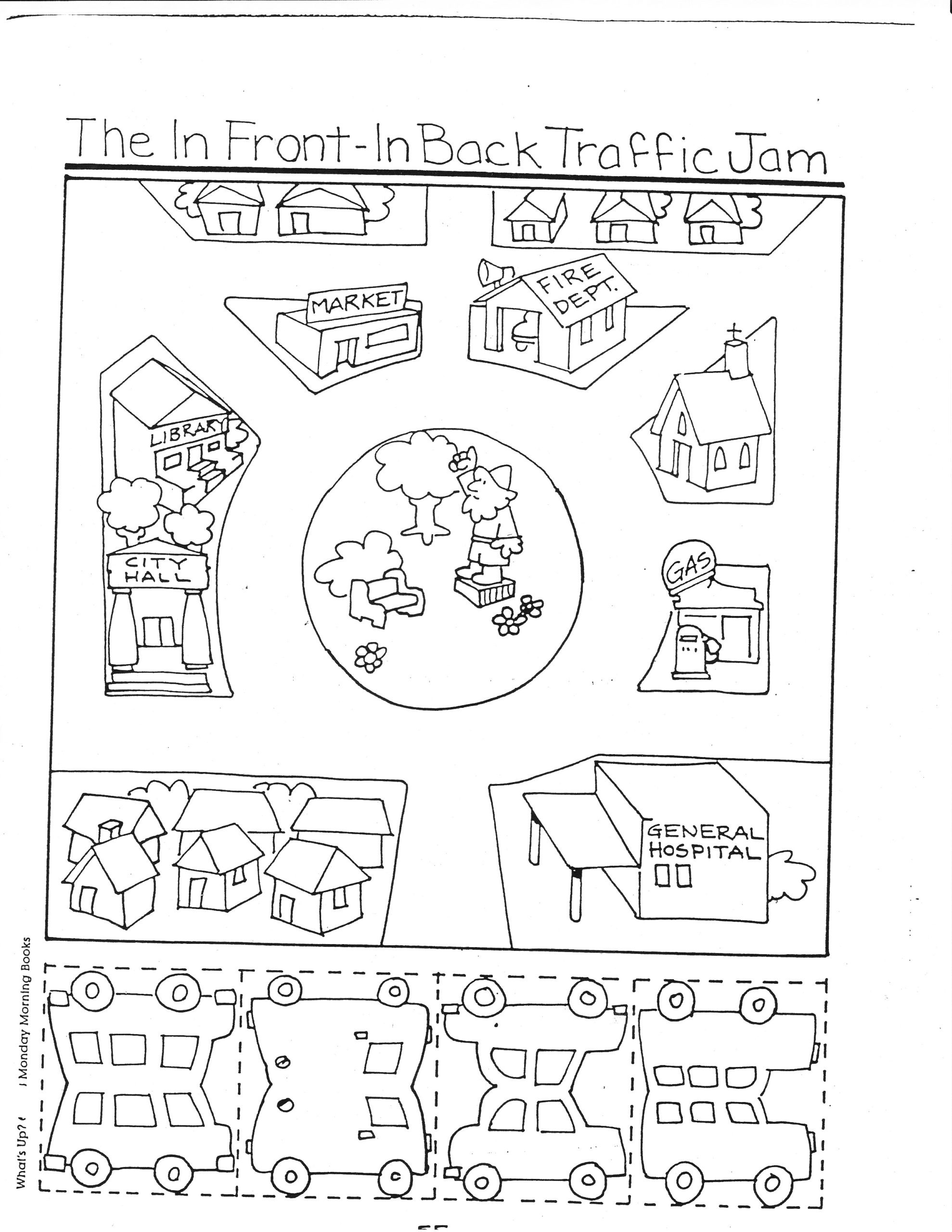 Map Worksheets for First Grade Draw Map Worksheet Printable Worksheets and Activities for