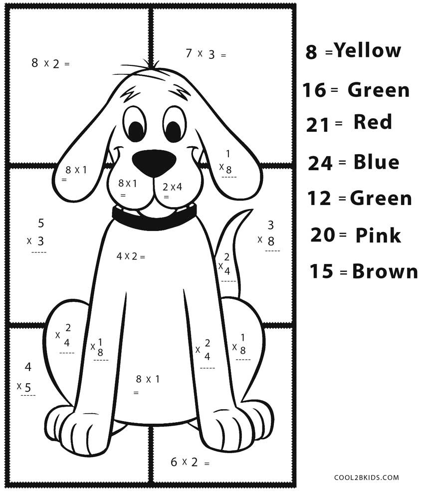 Math Coloring Worksheets 7th Grade Math Coloring Worksheets Effy Moom