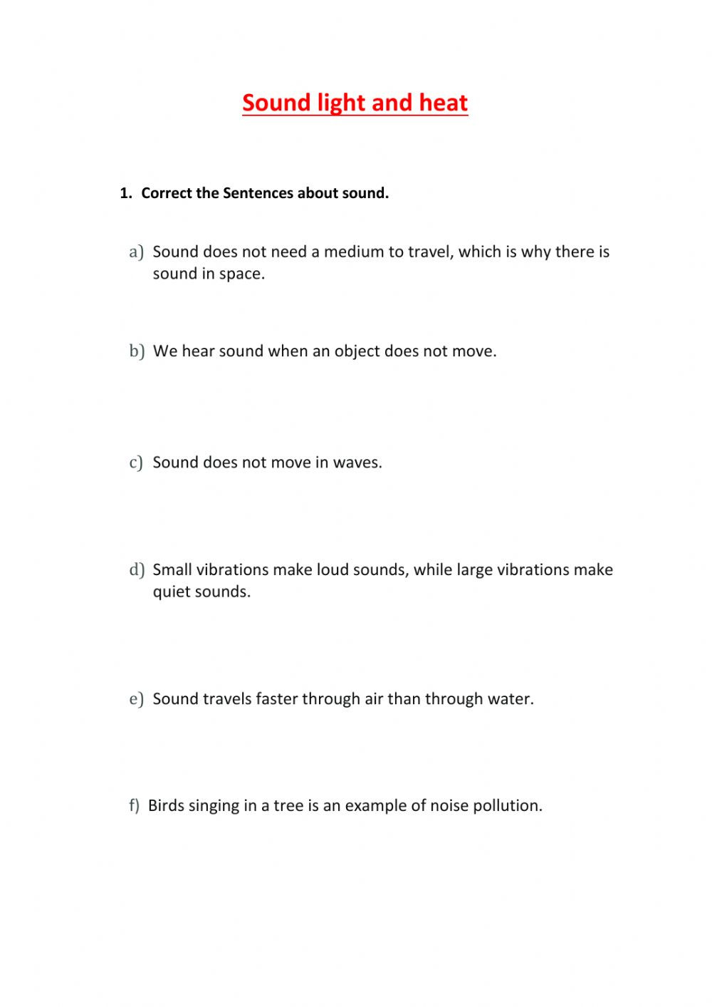 Matter Worksheets 5th Grade 5th Grade Naturales Unit 5 1 Interactive Worksheet