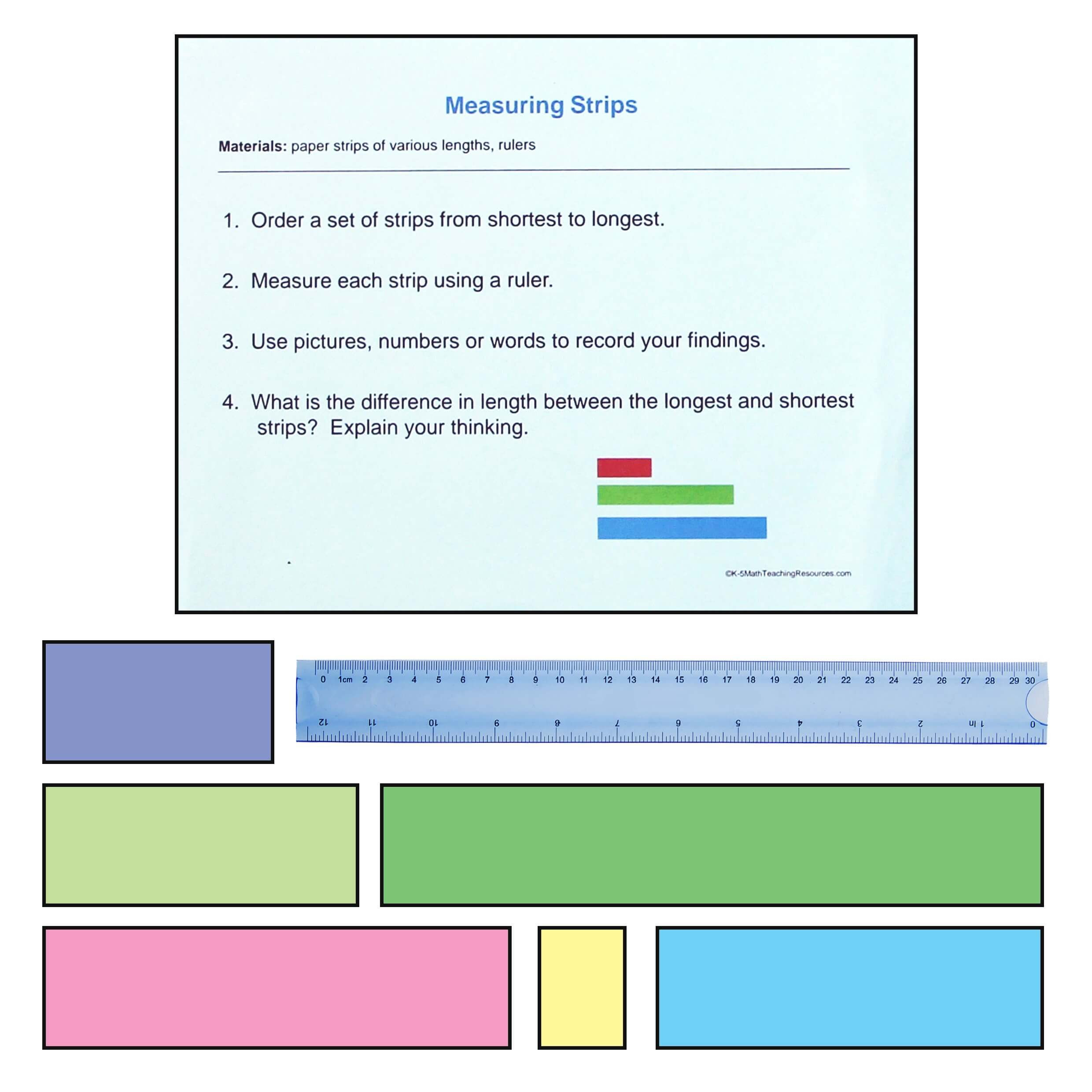 Measurement Worksheet 3rd Grade 2nd Grade Measurement and Data