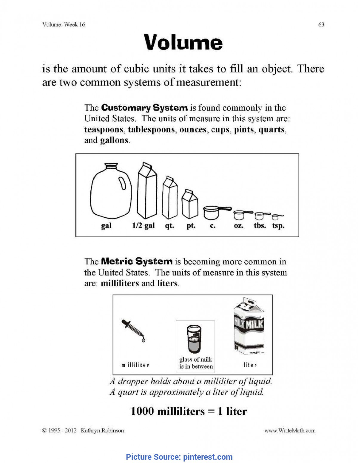 Measurement Worksheets 5th Grade Math Worksheet Amazing Third Grade Measurement Worksheets