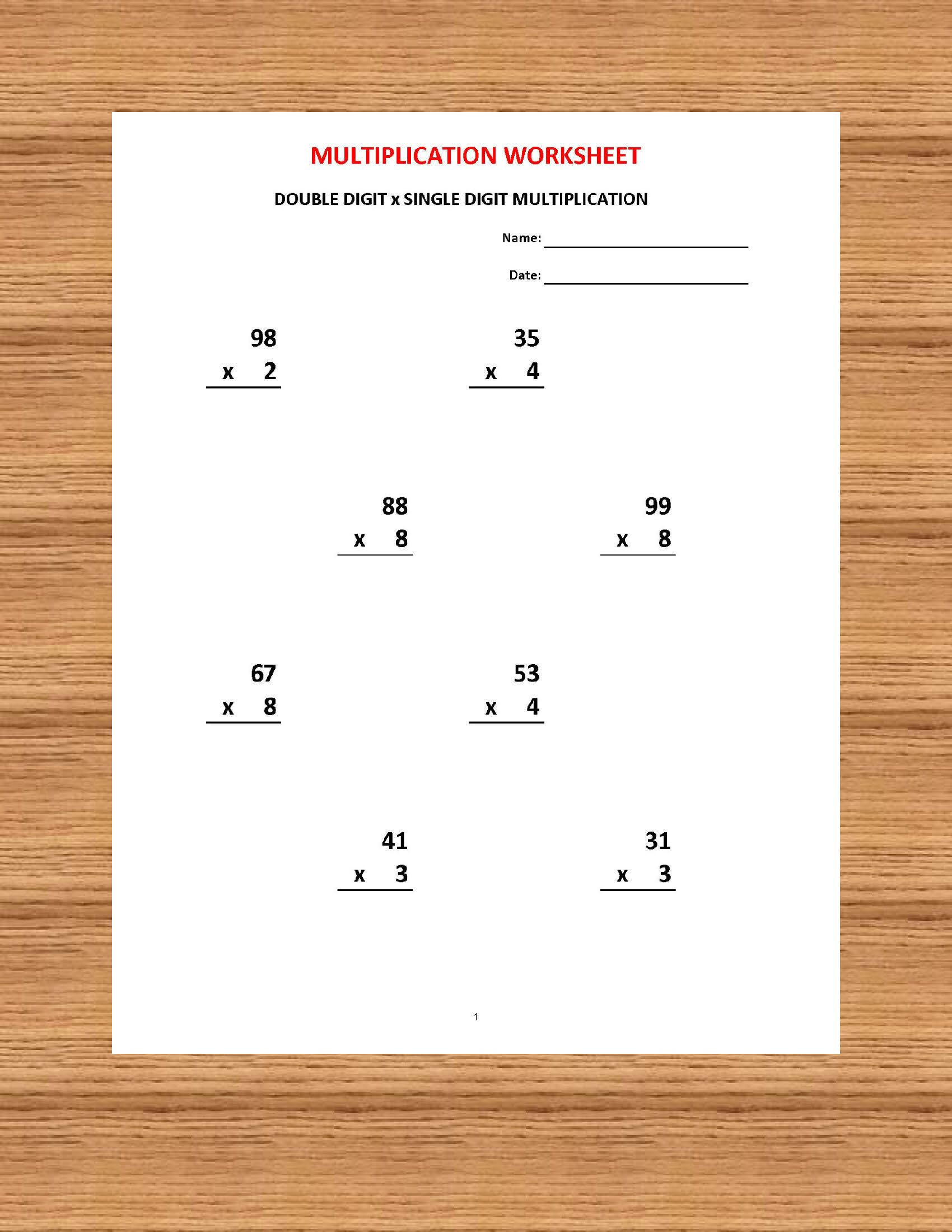 Minute Math Worksheets 1st Grade Addition 1 Minute Drill H 10 Math Worksheets with Answers