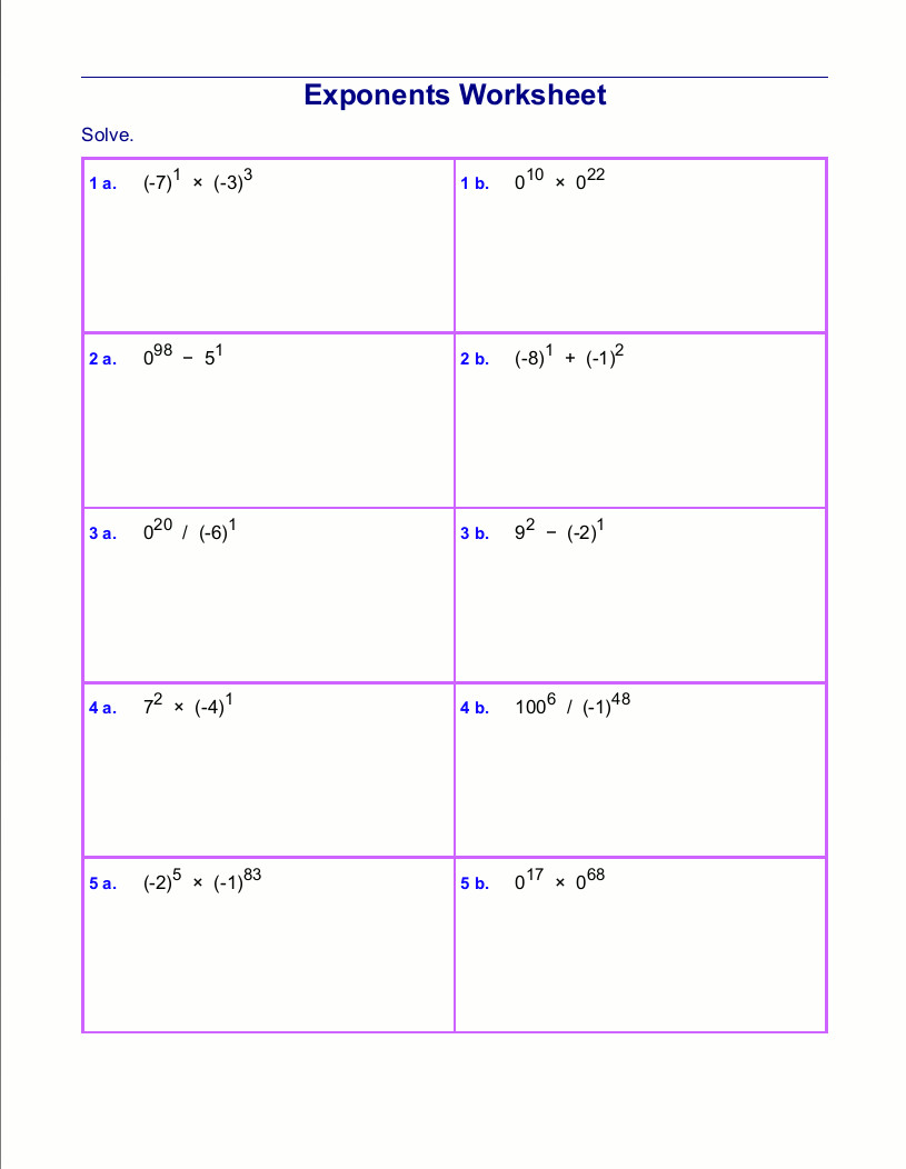 Numerical Expressions Worksheets 6th Grade Beautiful Evaluating Numerical Expressions Worksheet
