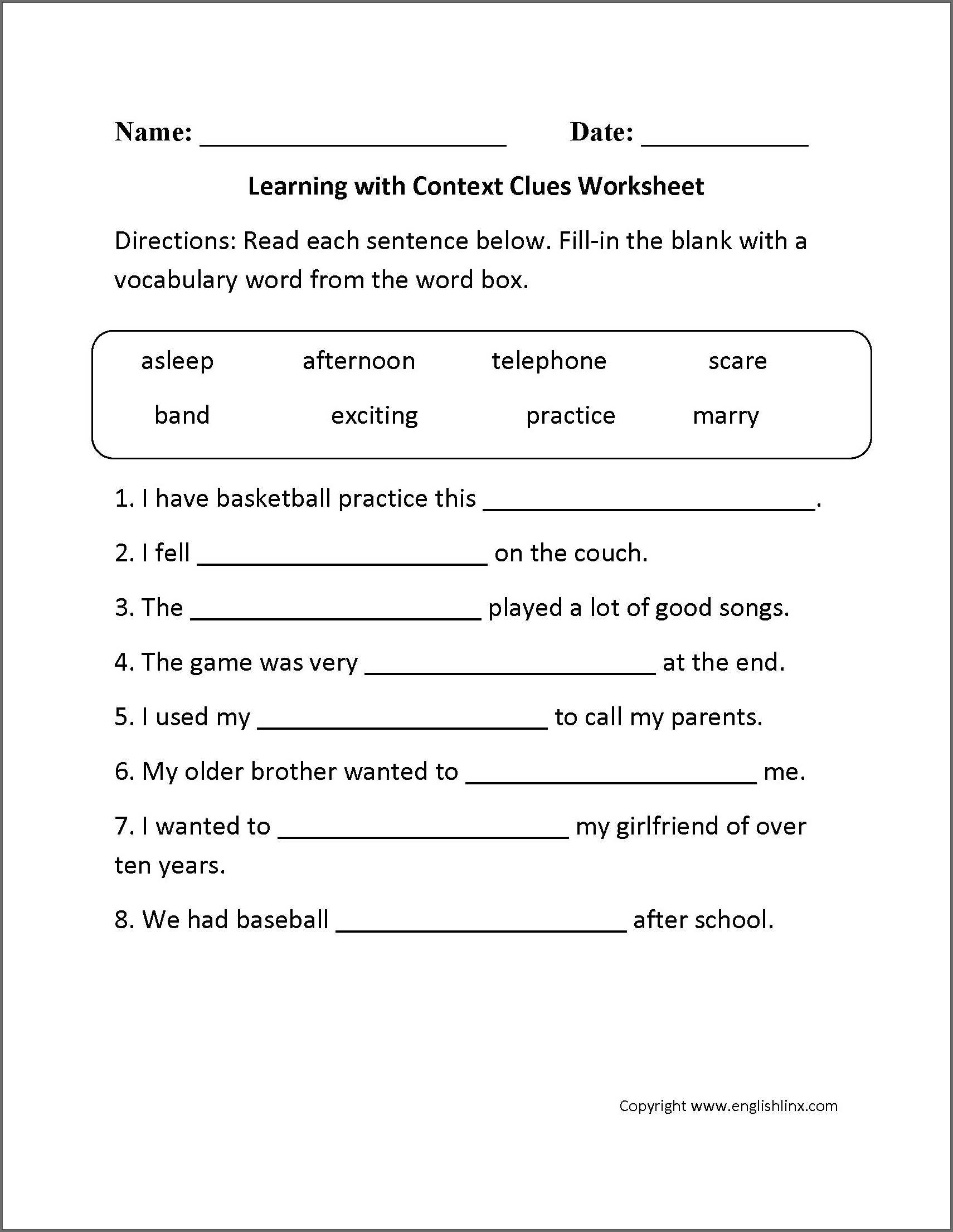 Ocean Worksheets for 2nd Grade 6th Grade Continents and Oceans Worksheets